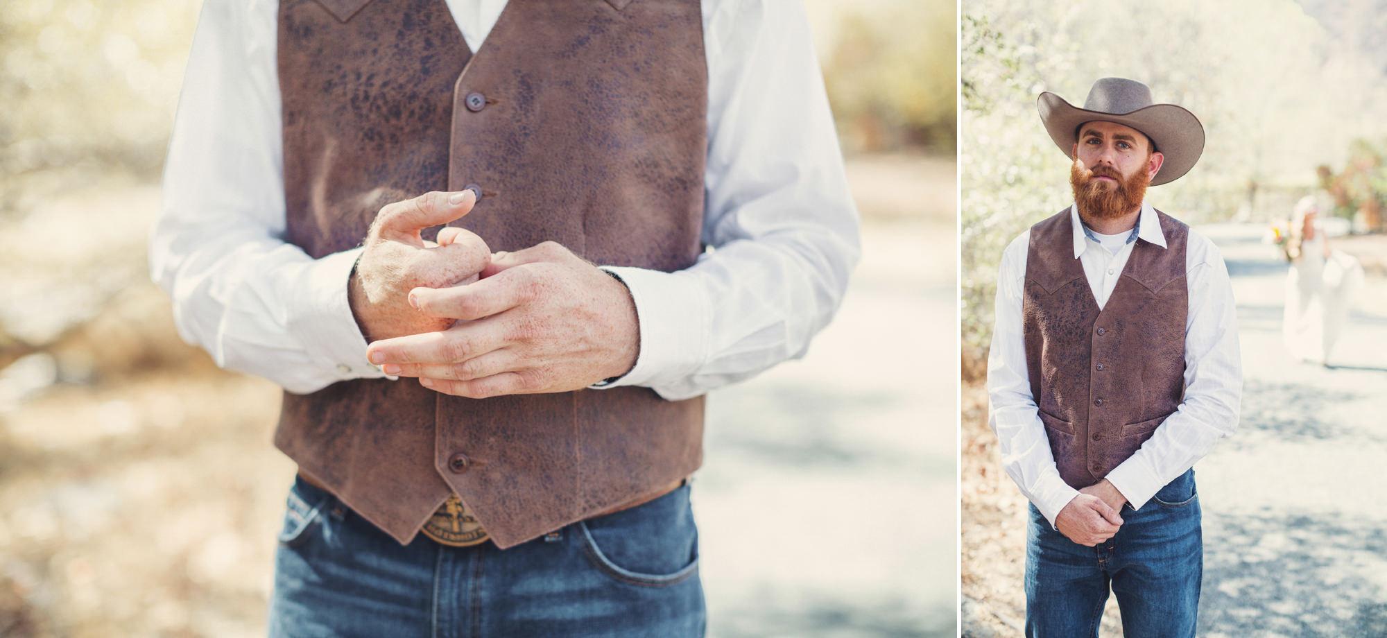 Rustic wedding in California ©Anne-Claire Brun 36