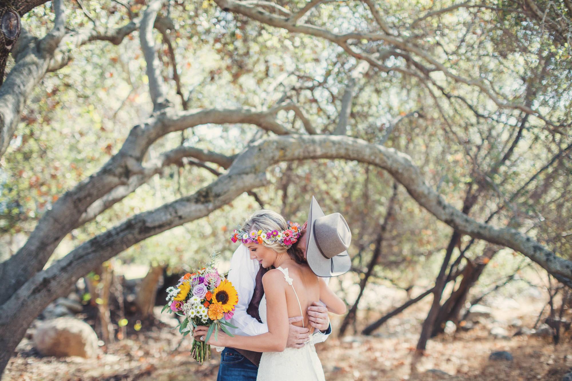 Rustic wedding in California ©Anne-Claire Brun 38