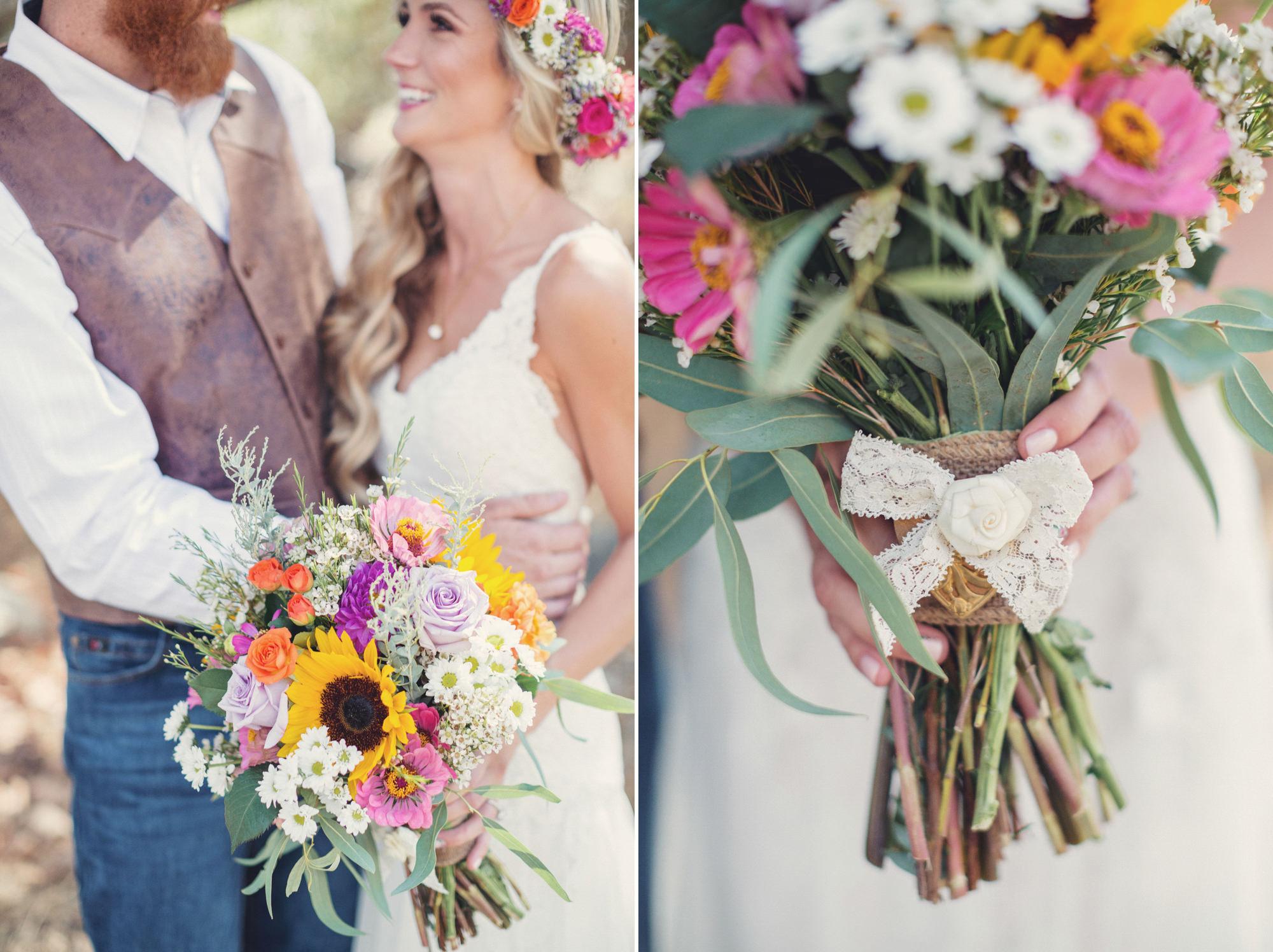 Rustic wedding in California ©Anne-Claire Brun 39