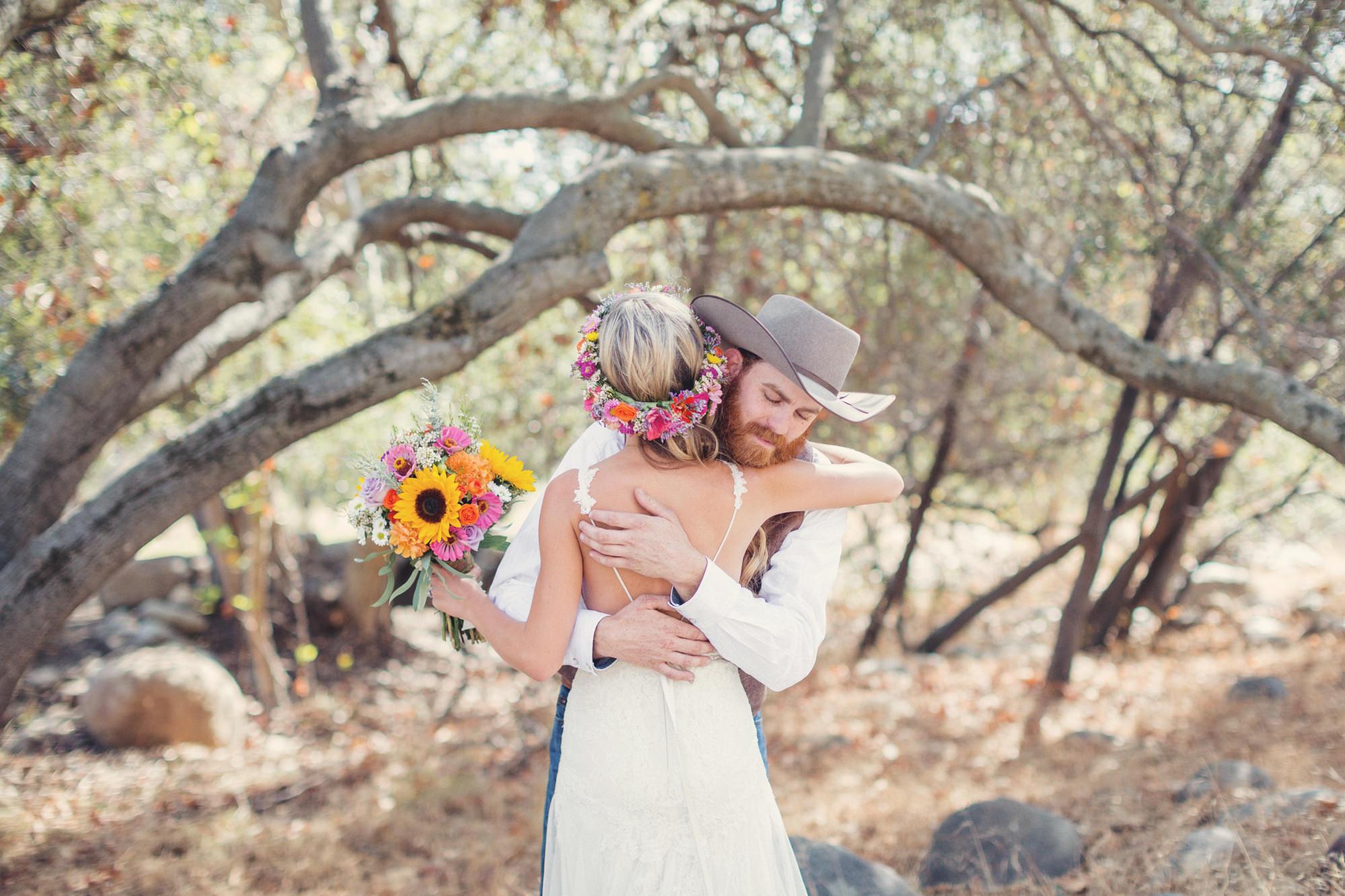 Rustic wedding in California ©Anne-Claire Brun 41