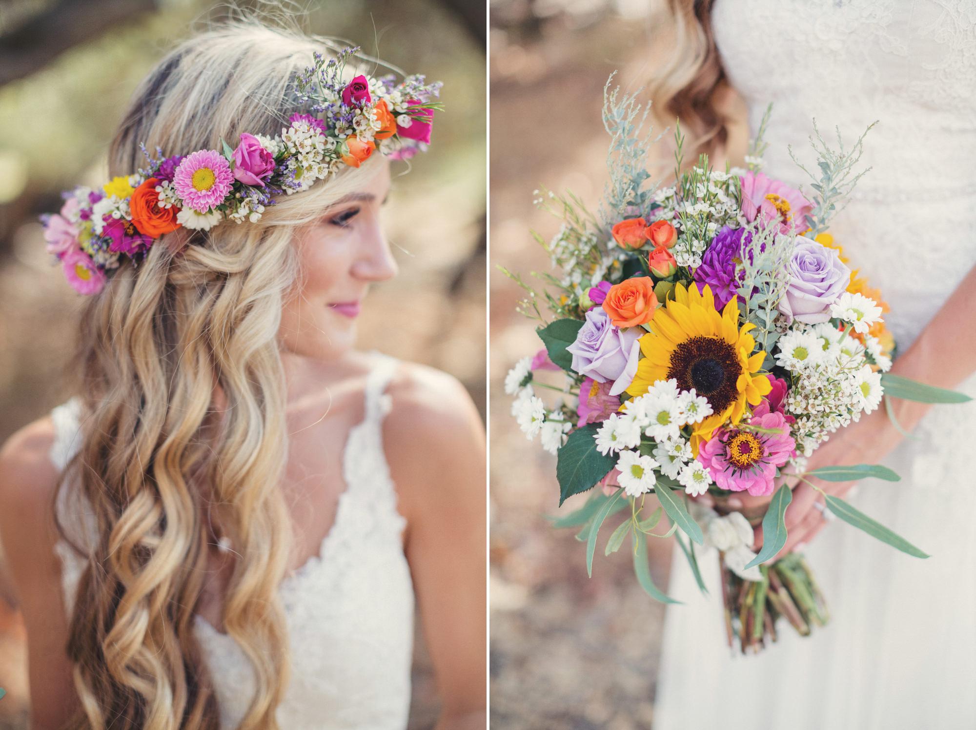 Rustic wedding in California ©Anne-Claire Brun 42