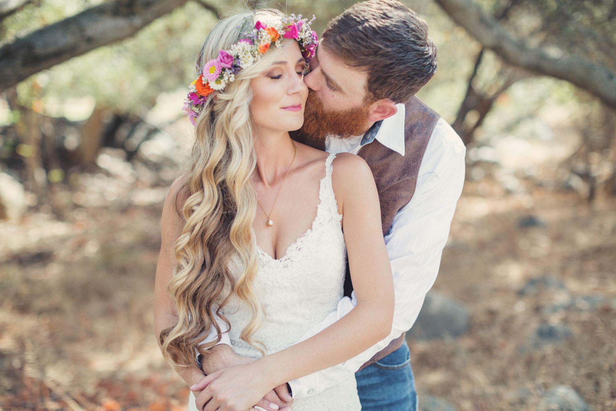 Rustic wedding in California ©Anne-Claire Brun 43