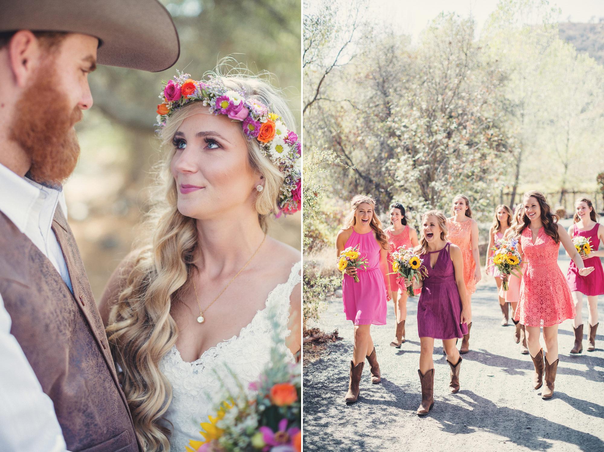 Rustic wedding in California ©Anne-Claire Brun 44
