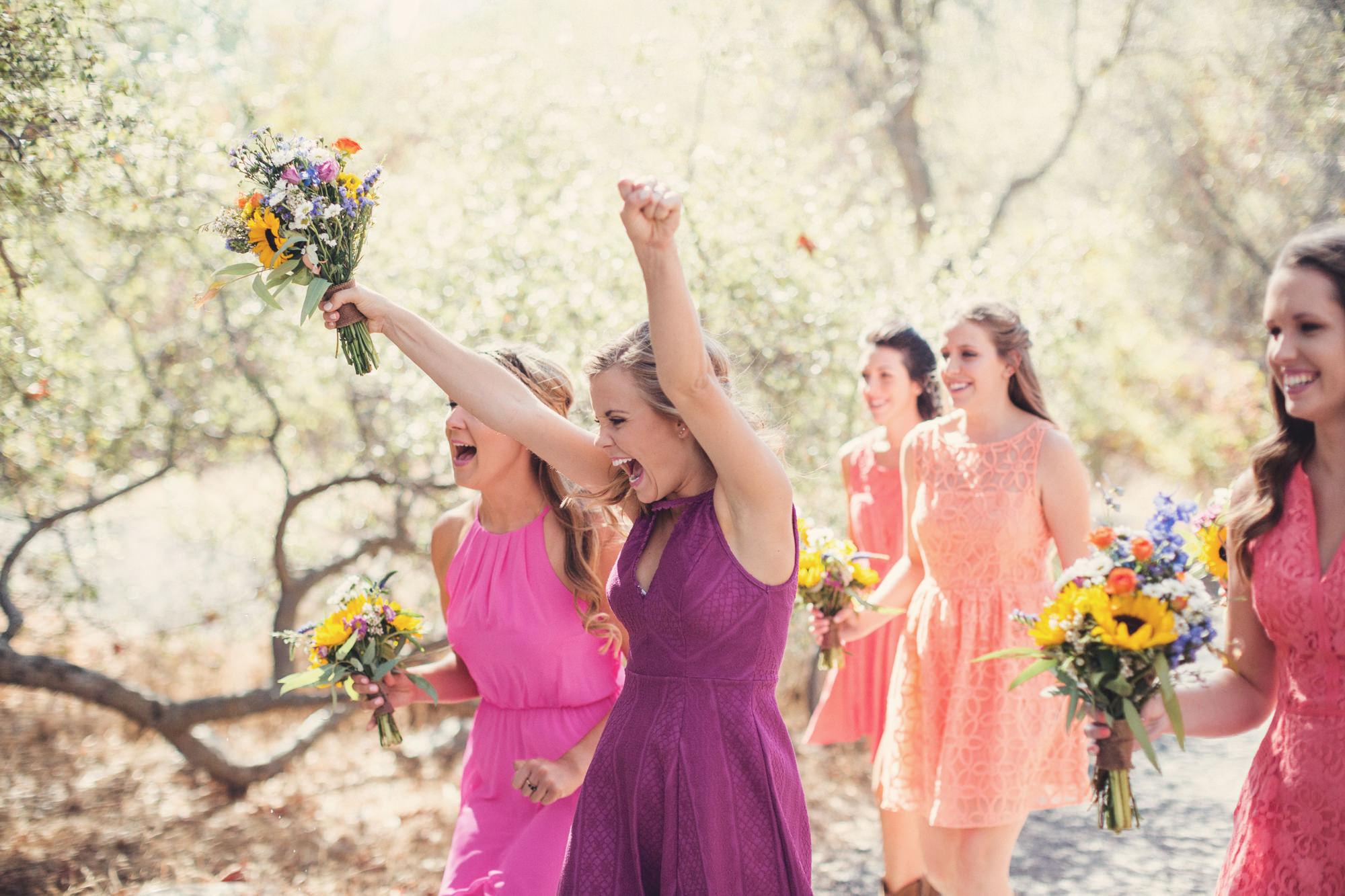 Rustic wedding in California ©Anne-Claire Brun 45