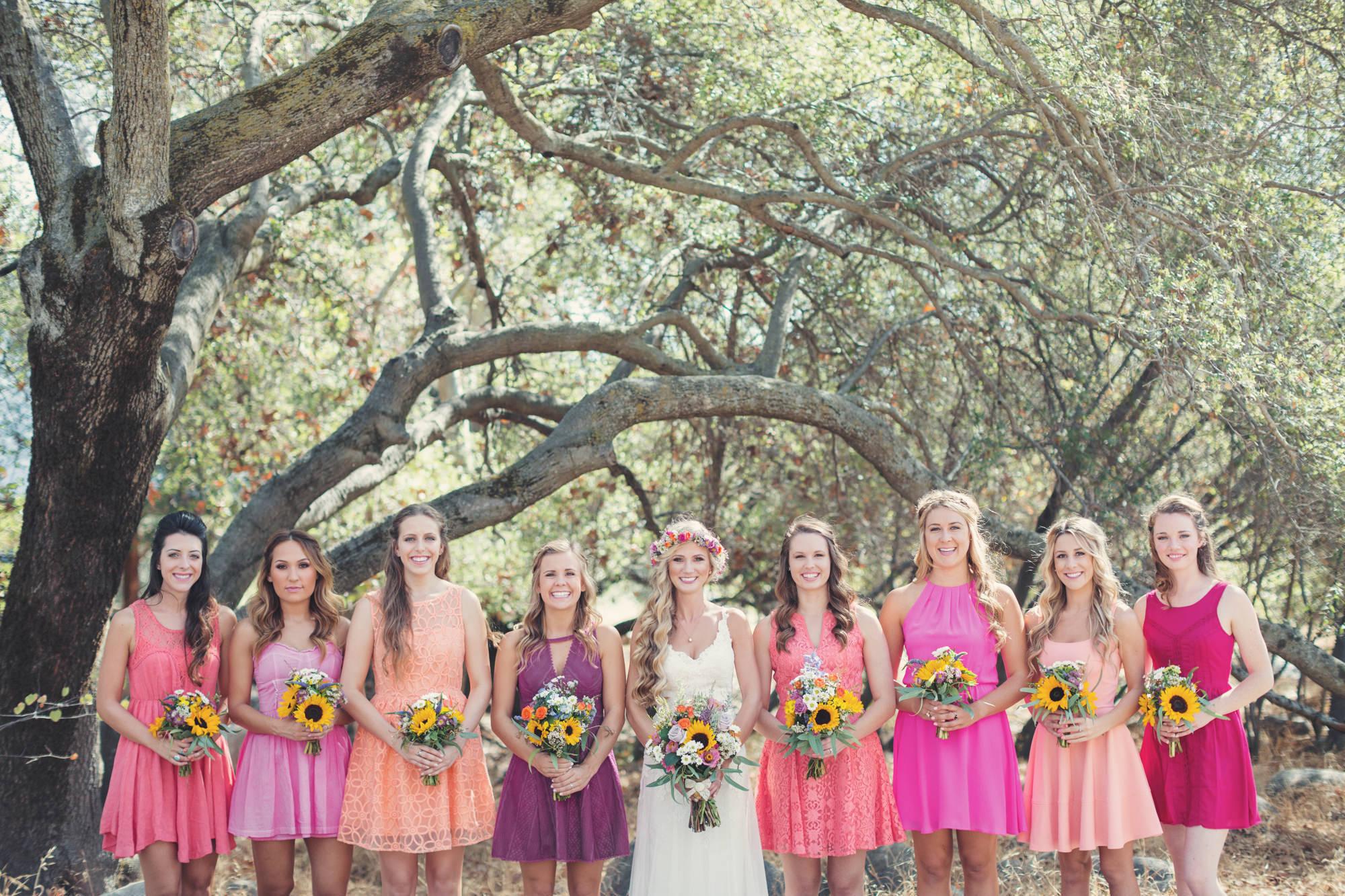 Rustic wedding in California ©Anne-Claire Brun 46