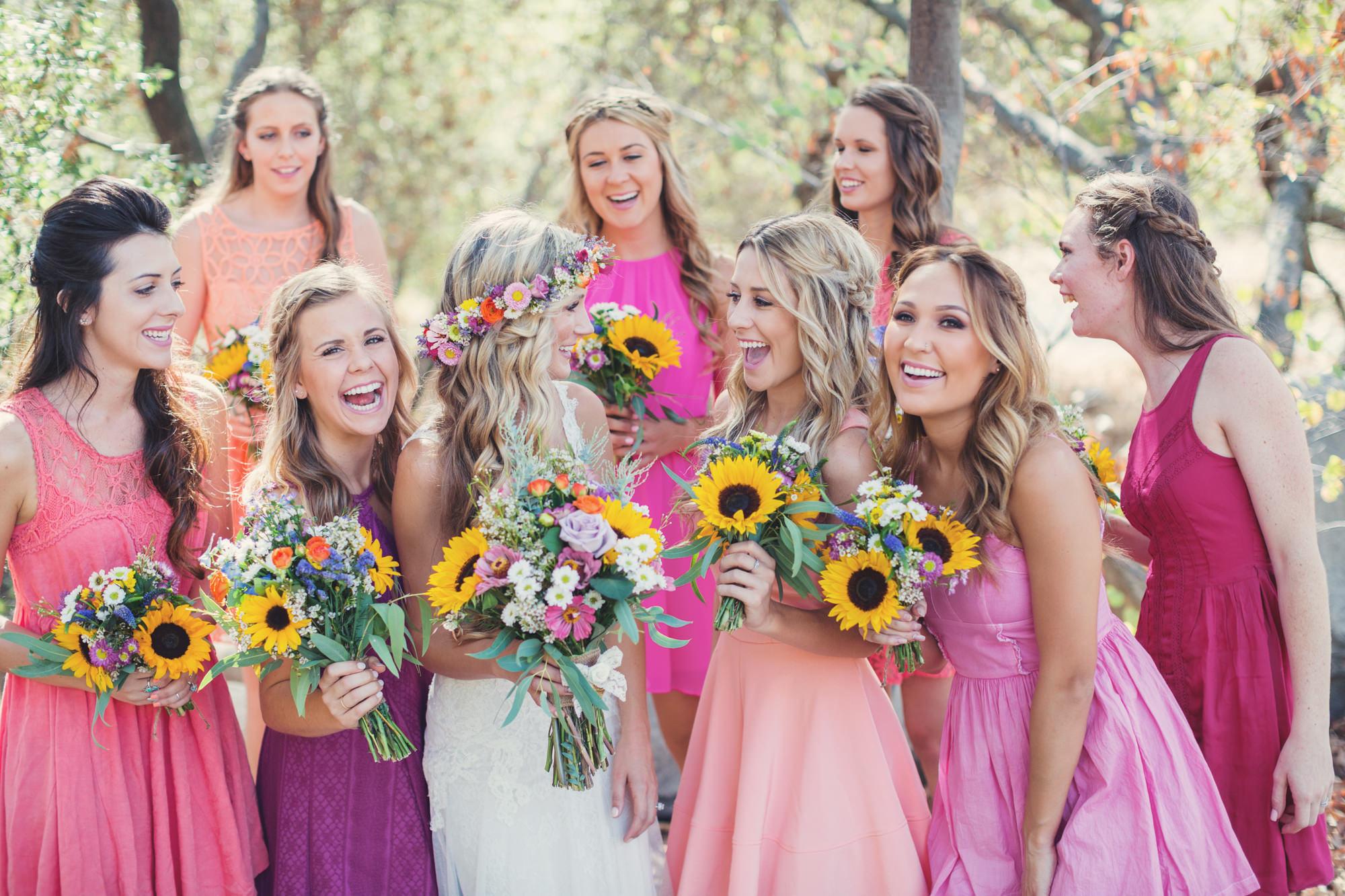 Rustic wedding in California ©Anne-Claire Brun 47