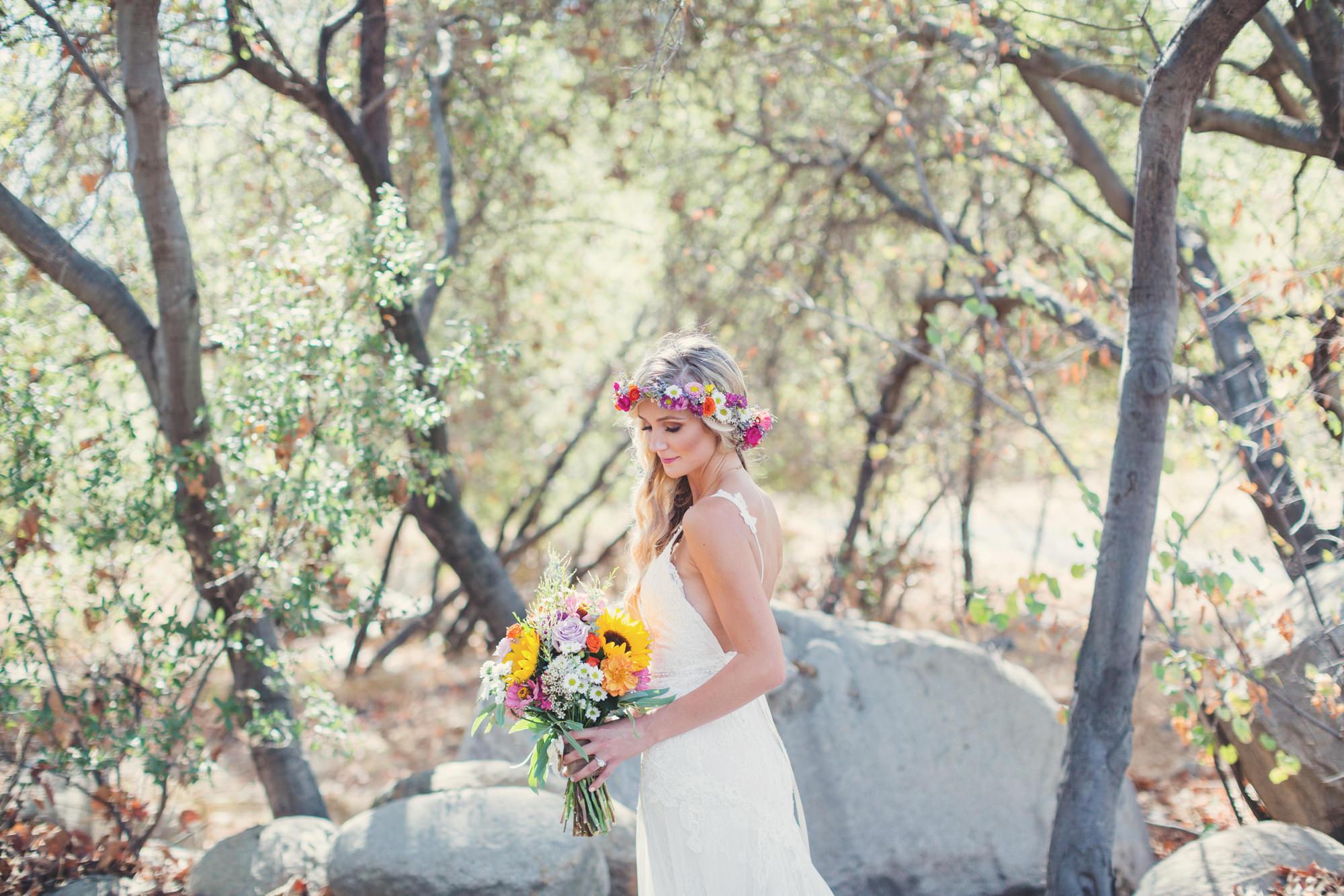 Rustic wedding in California ©Anne-Claire Brun 48
