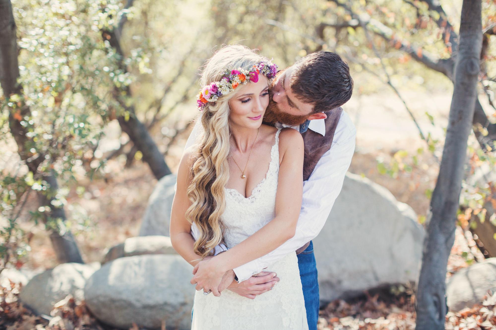 Rustic wedding in California ©Anne-Claire Brun 49