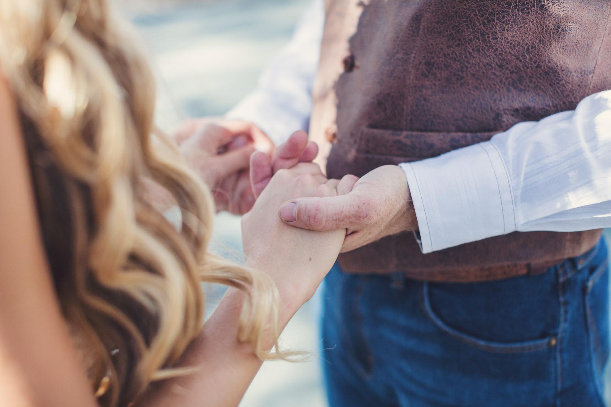 Rustic wedding in California ©Anne-Claire Brun 50