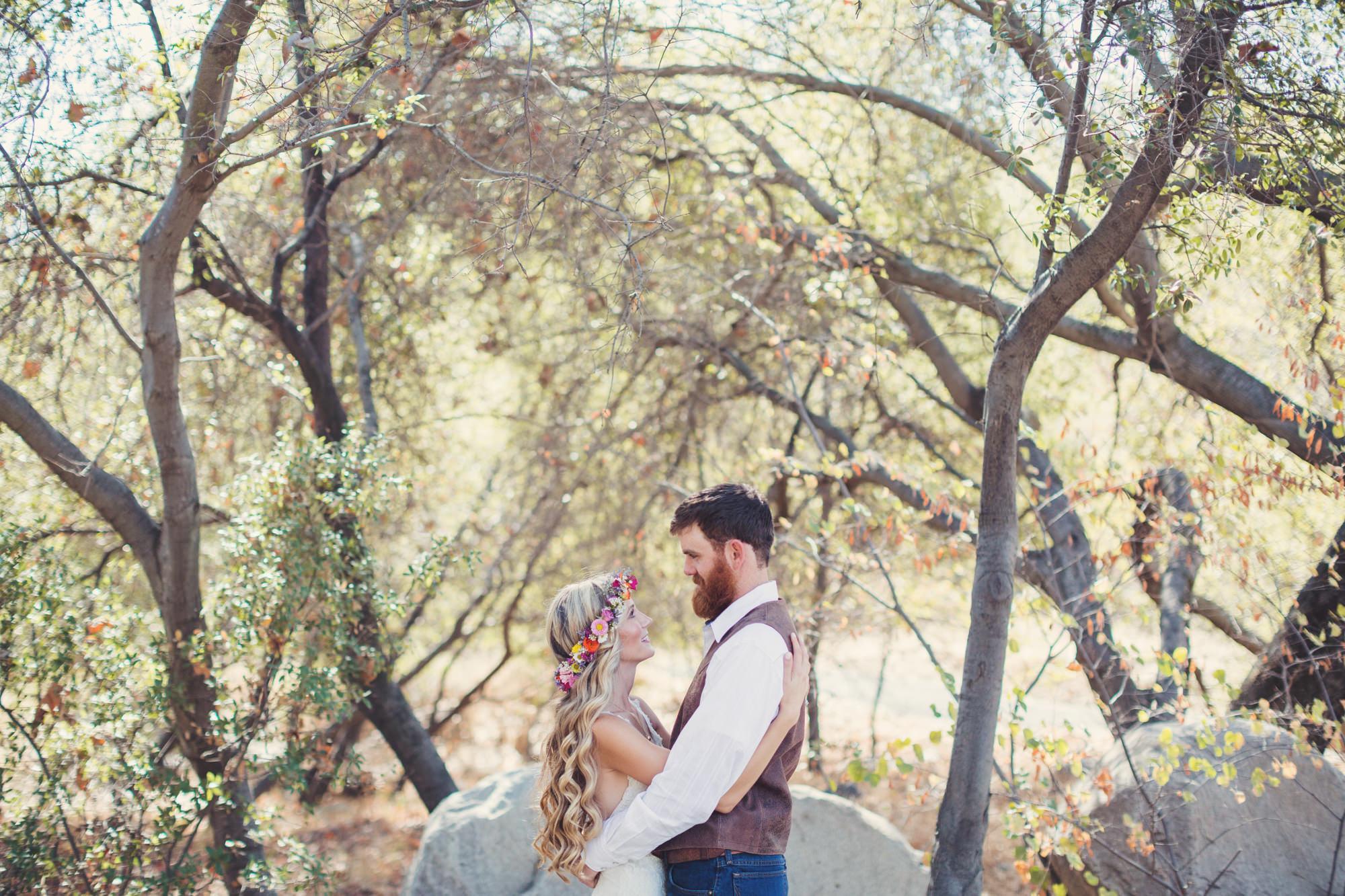 Rustic wedding in California ©Anne-Claire Brun 52
