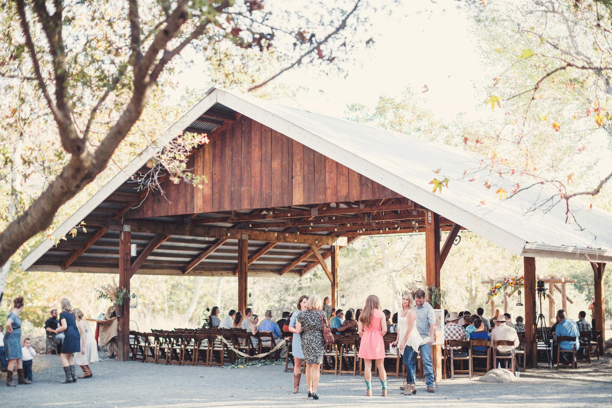 Rustic wedding in California ©Anne-Claire Brun 54