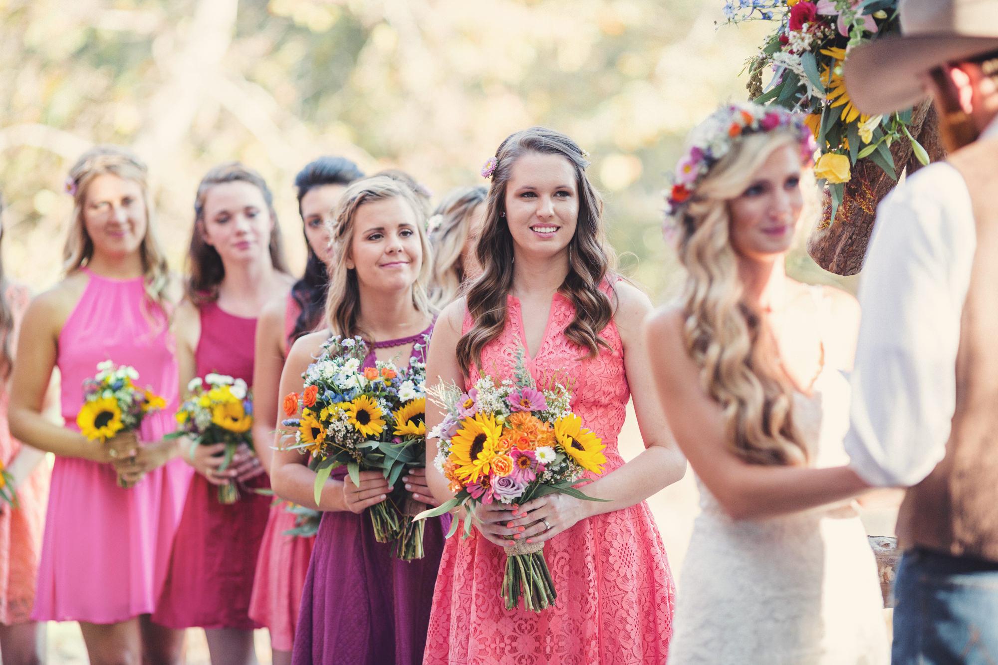 Rustic wedding in California ©Anne-Claire Brun 73