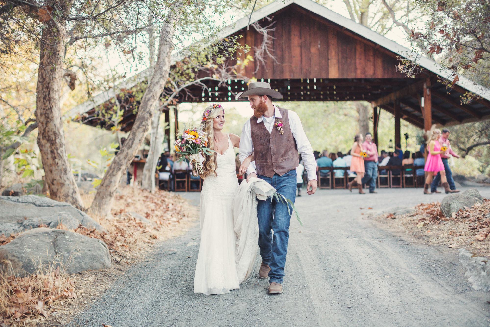 Rustic wedding in California ©Anne-Claire Brun 76
