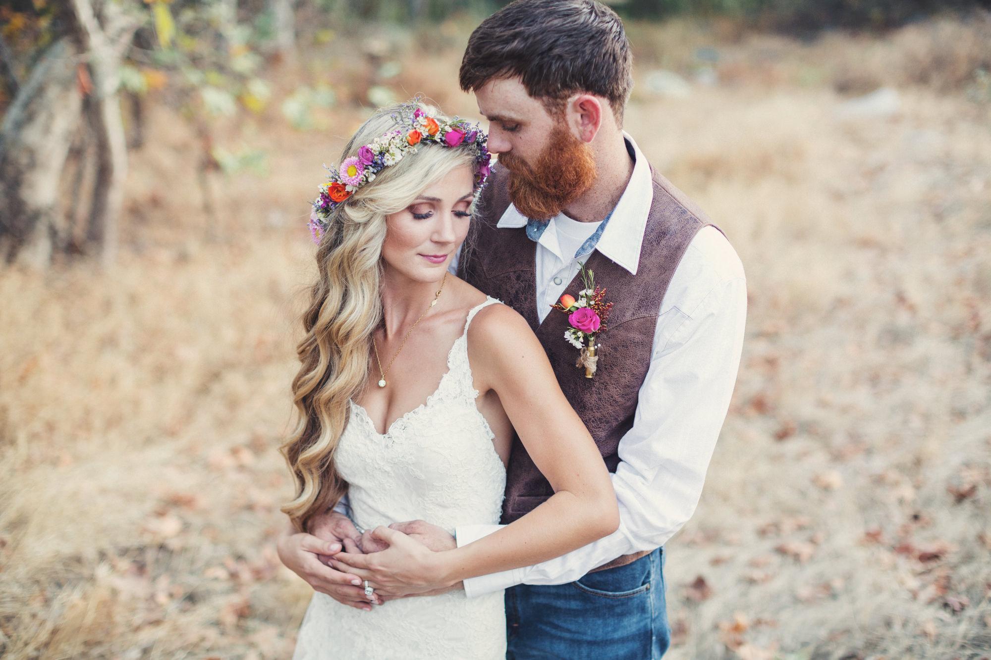 Rustic wedding in California ©Anne-Claire Brun 78