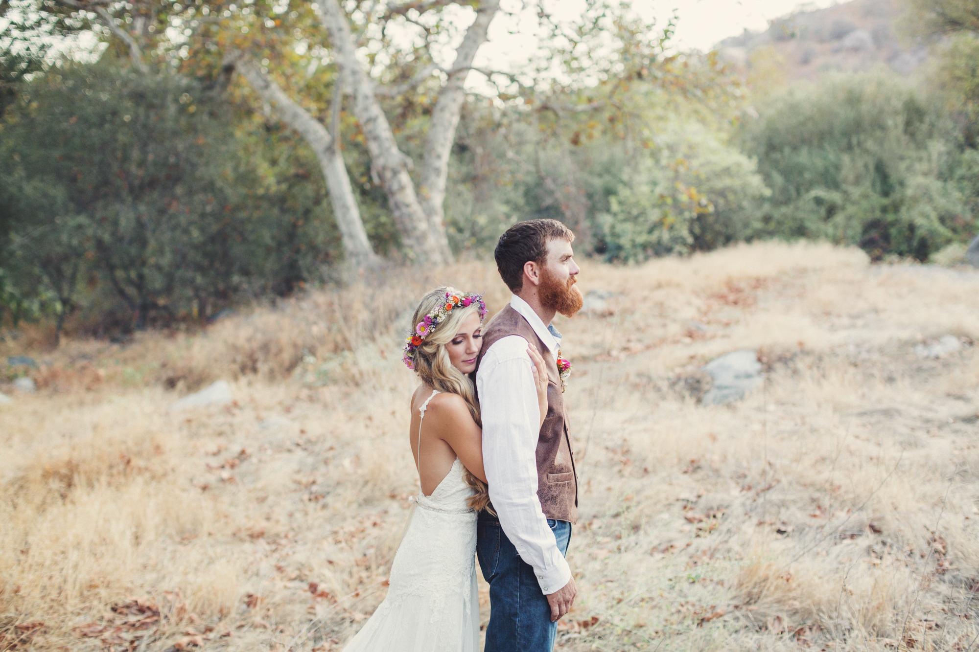 Rustic wedding in California ©Anne-Claire Brun 80