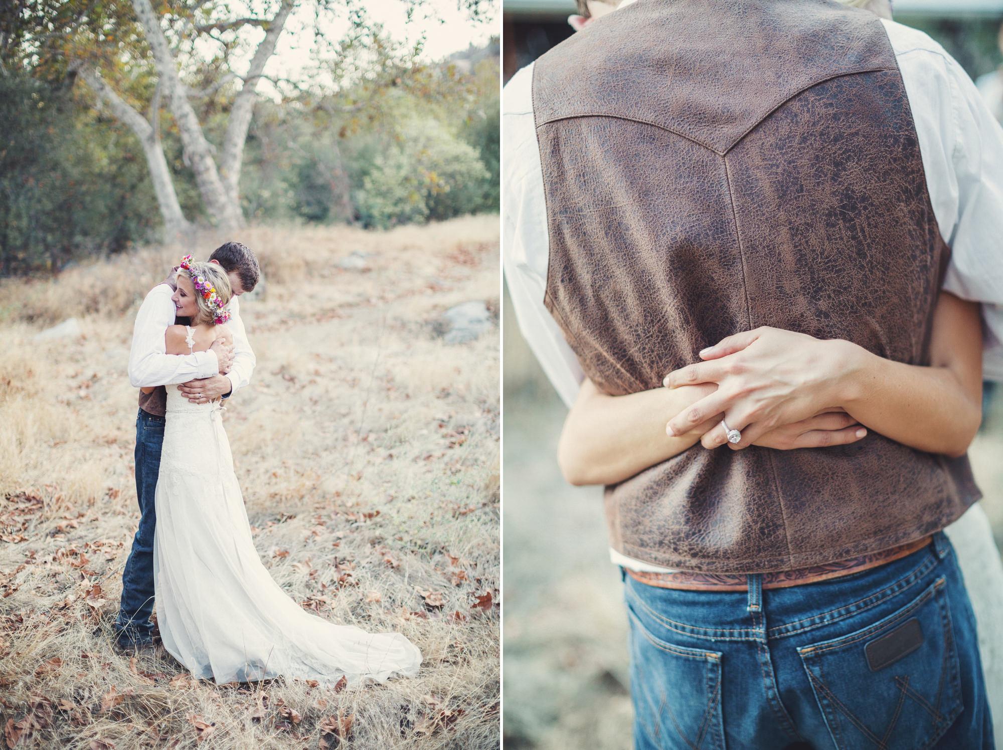 Rustic wedding in California ©Anne-Claire Brun 82