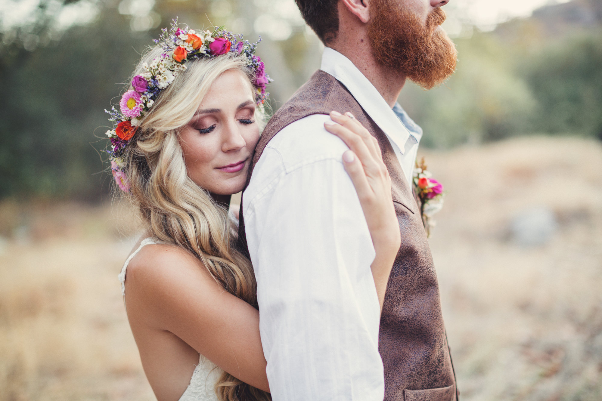 Rustic wedding in California ©Anne-Claire Brun 83