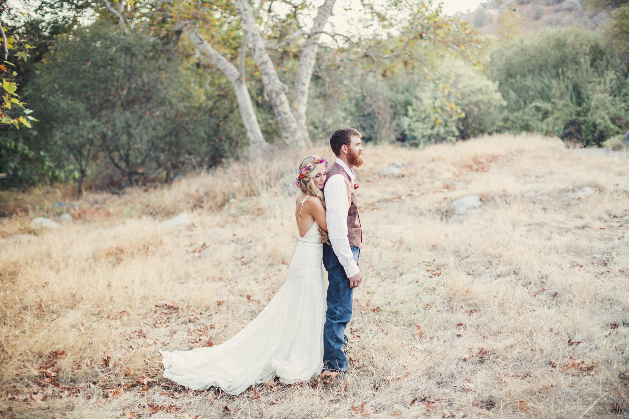 Rustic wedding in California ©Anne-Claire Brun 87
