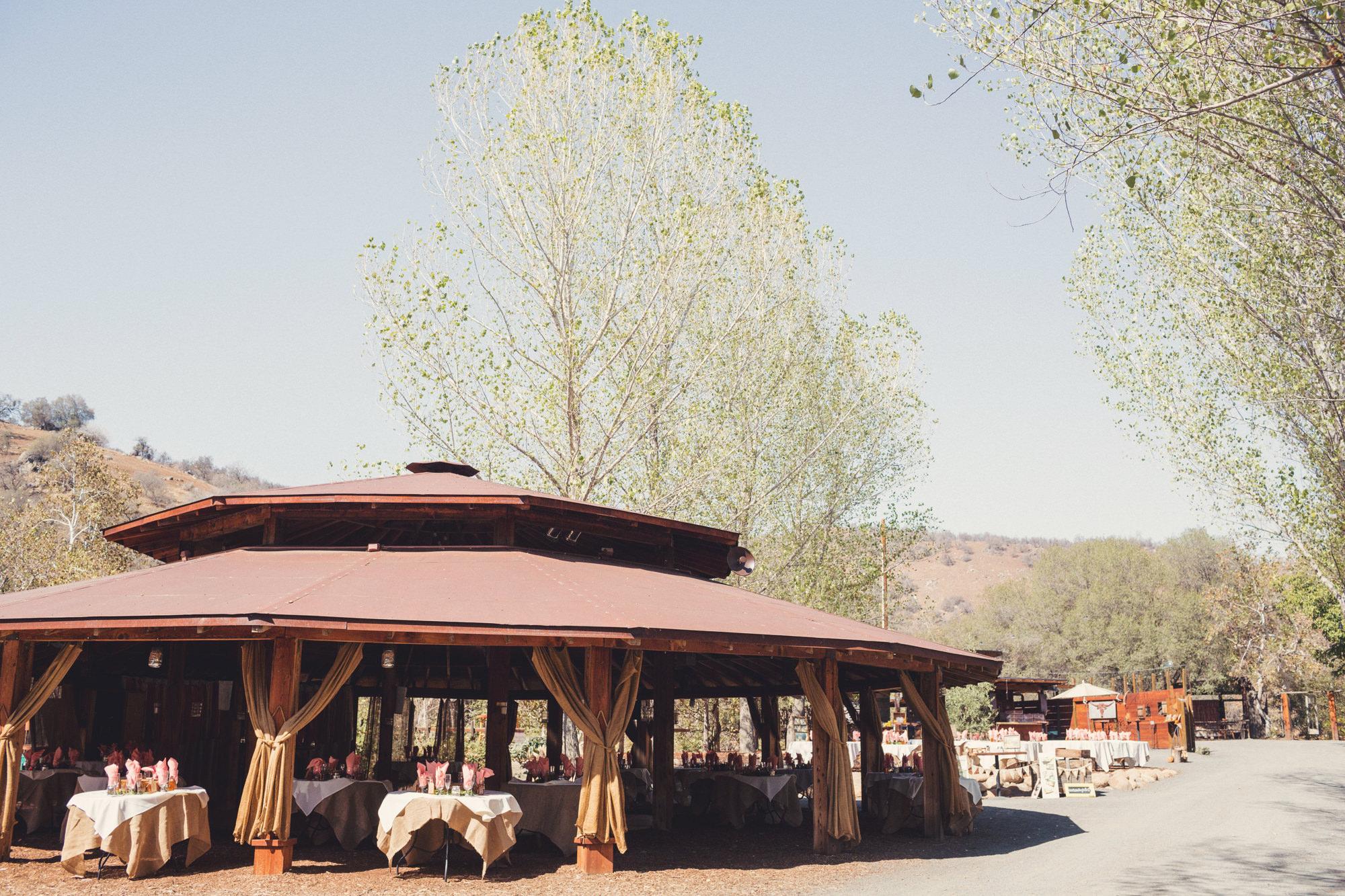 Rustic wedding in California ©Anne-Claire Brun 90