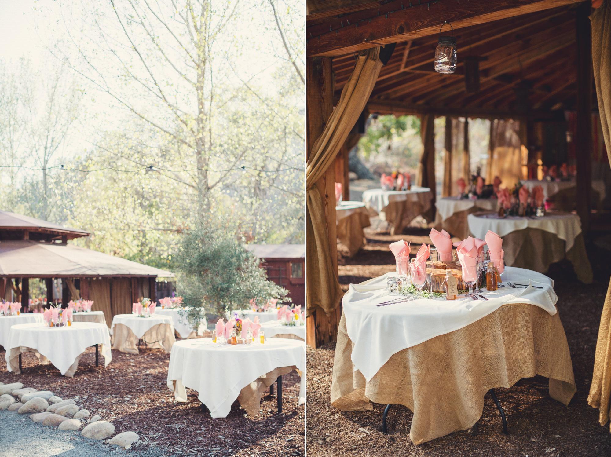 Rustic wedding in California ©Anne-Claire Brun 93