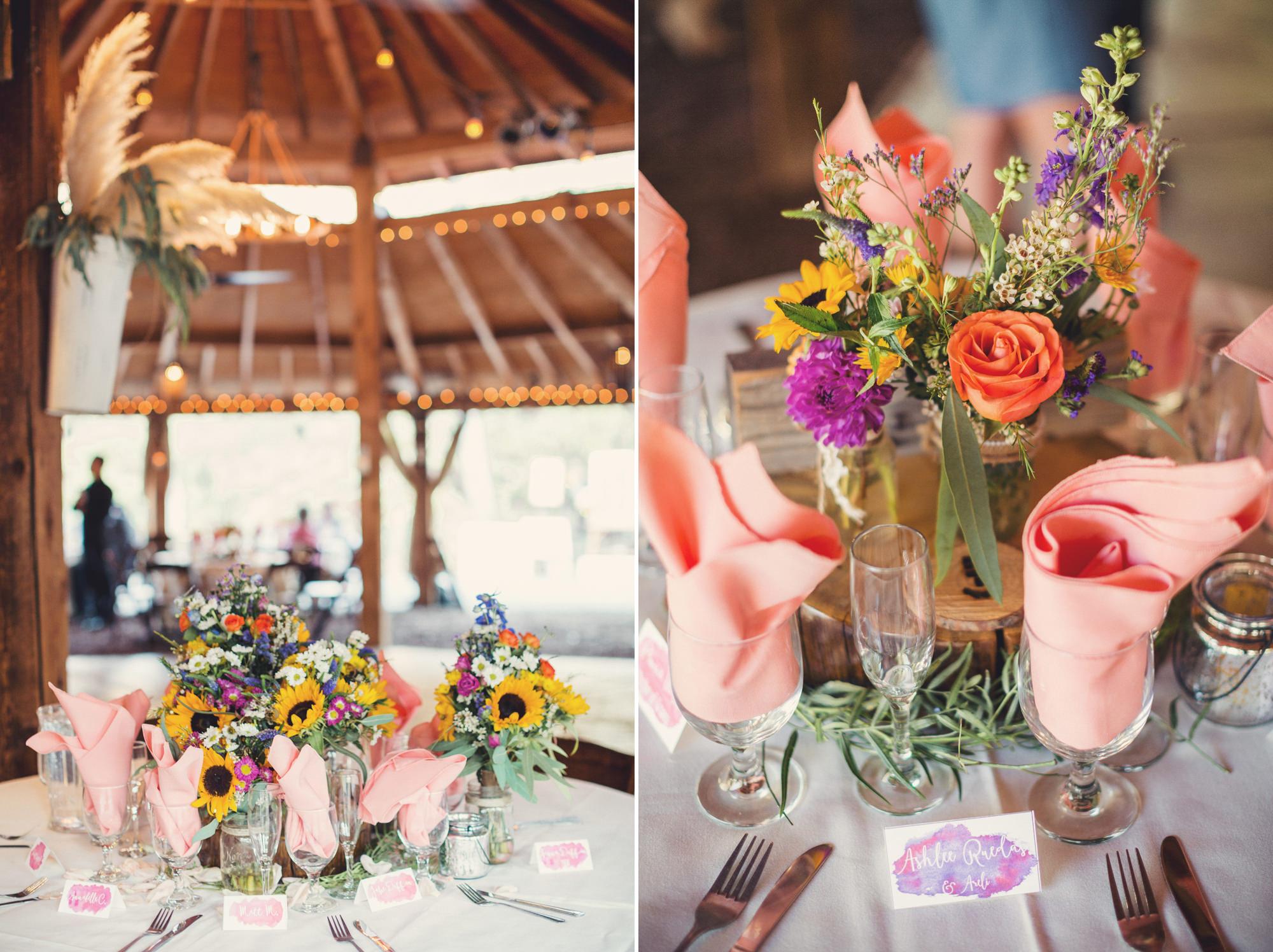 Rustic wedding in California ©Anne-Claire Brun 95