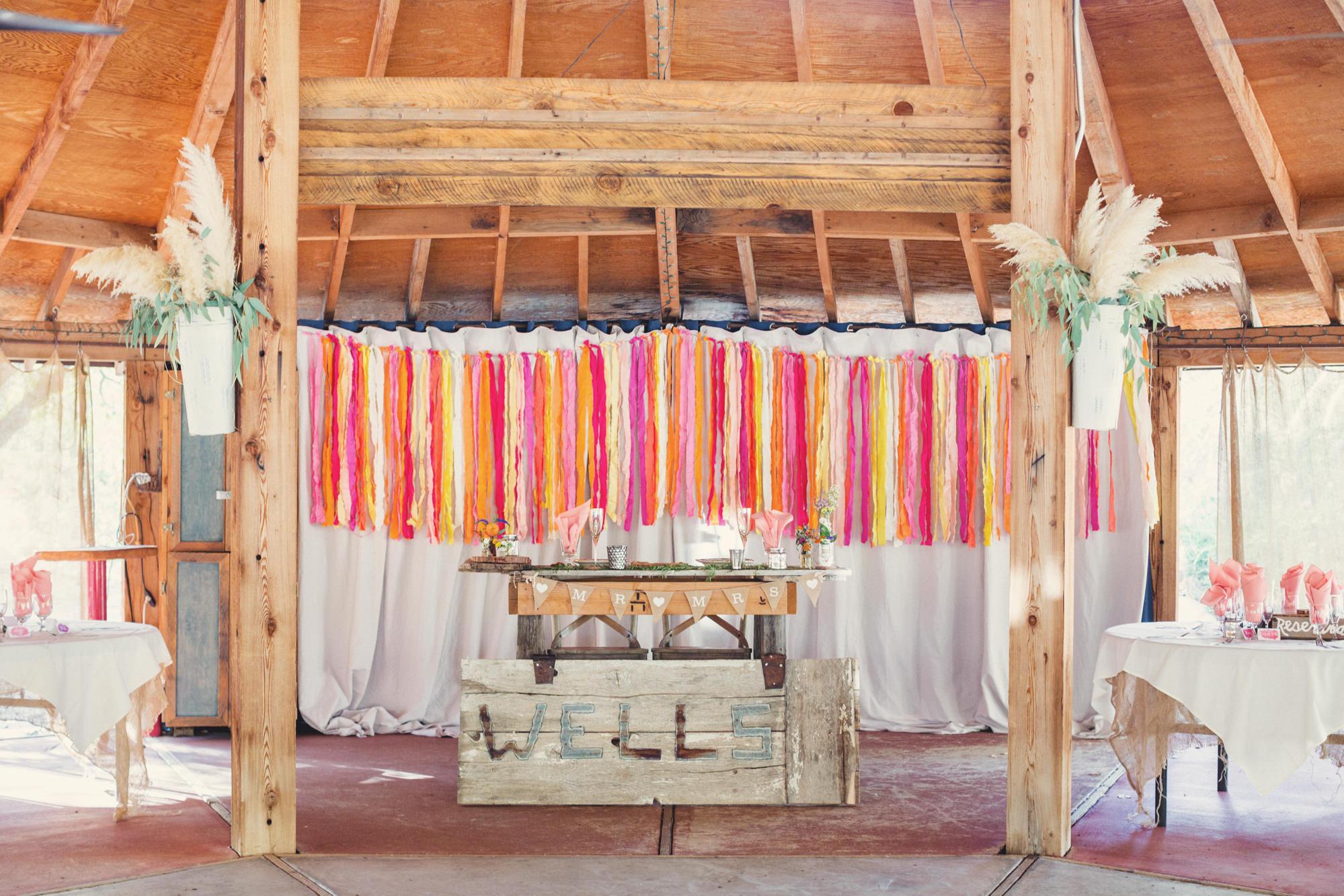 Rustic wedding in California ©Anne-Claire Brun 96