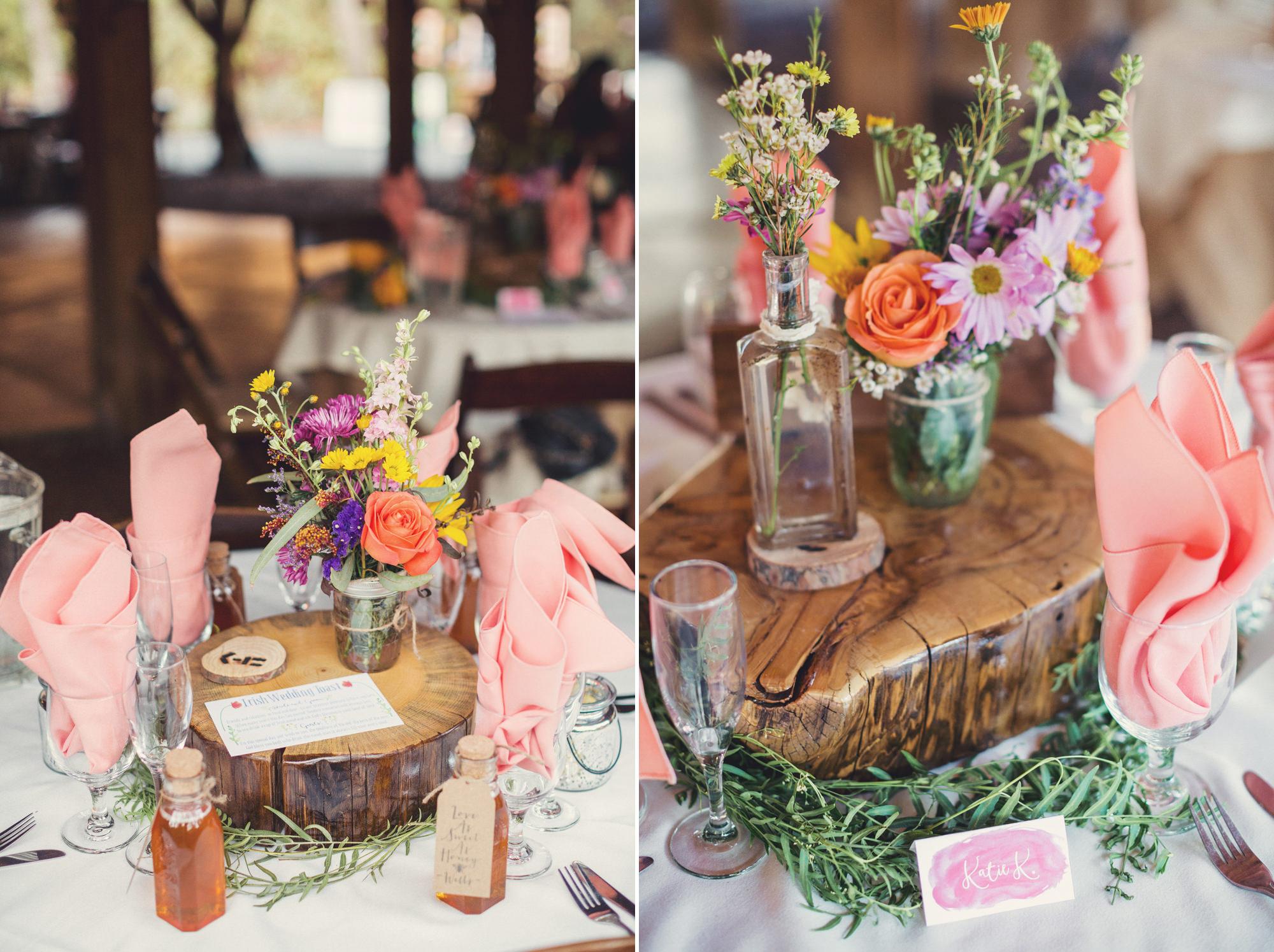 Rustic wedding in California ©Anne-Claire Brun 99