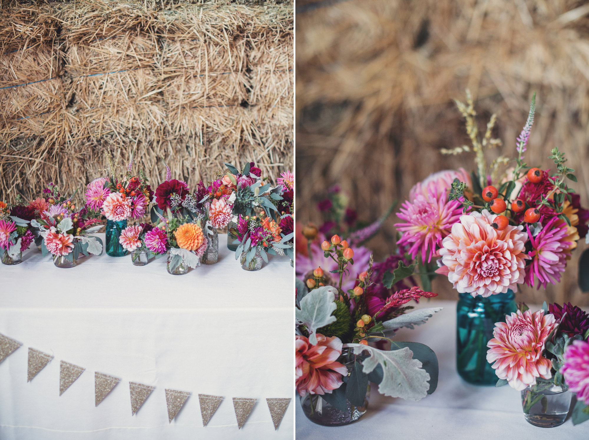 Toby's Feed Barn Wedding ©Anne-Claire Brun 107