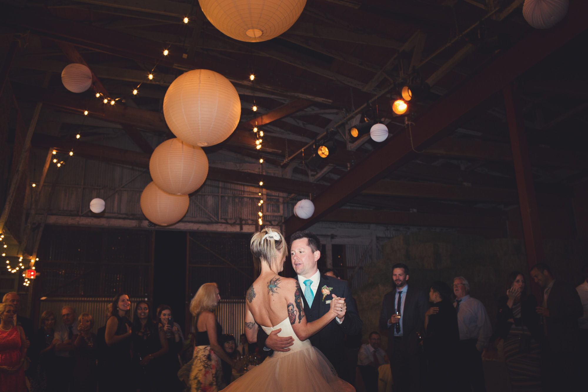 Toby's Feed Barn Wedding ©Anne-Claire Brun 140