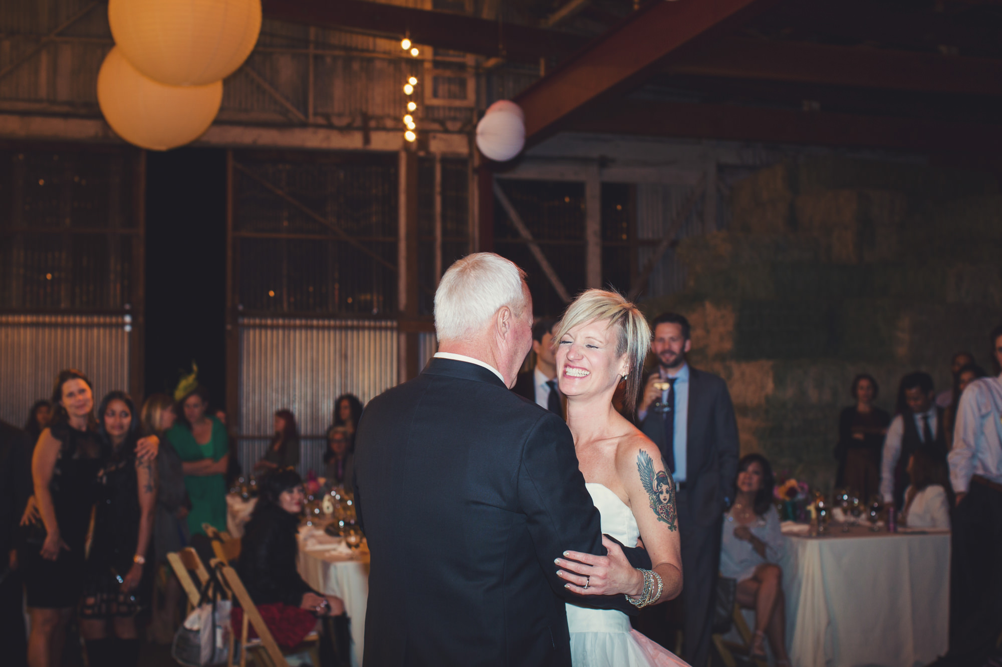 Toby's Feed Barn Wedding ©Anne-Claire Brun 142