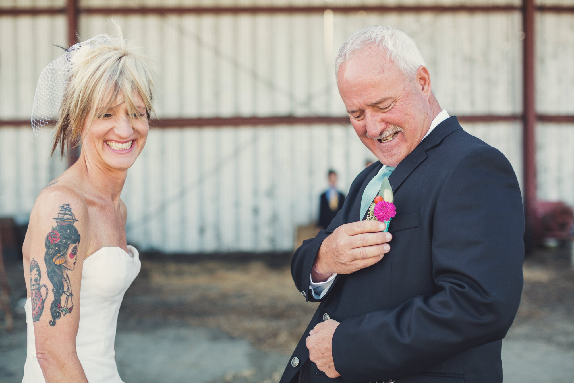 Toby's Feed Barn Wedding ©Anne-Claire Brun 65