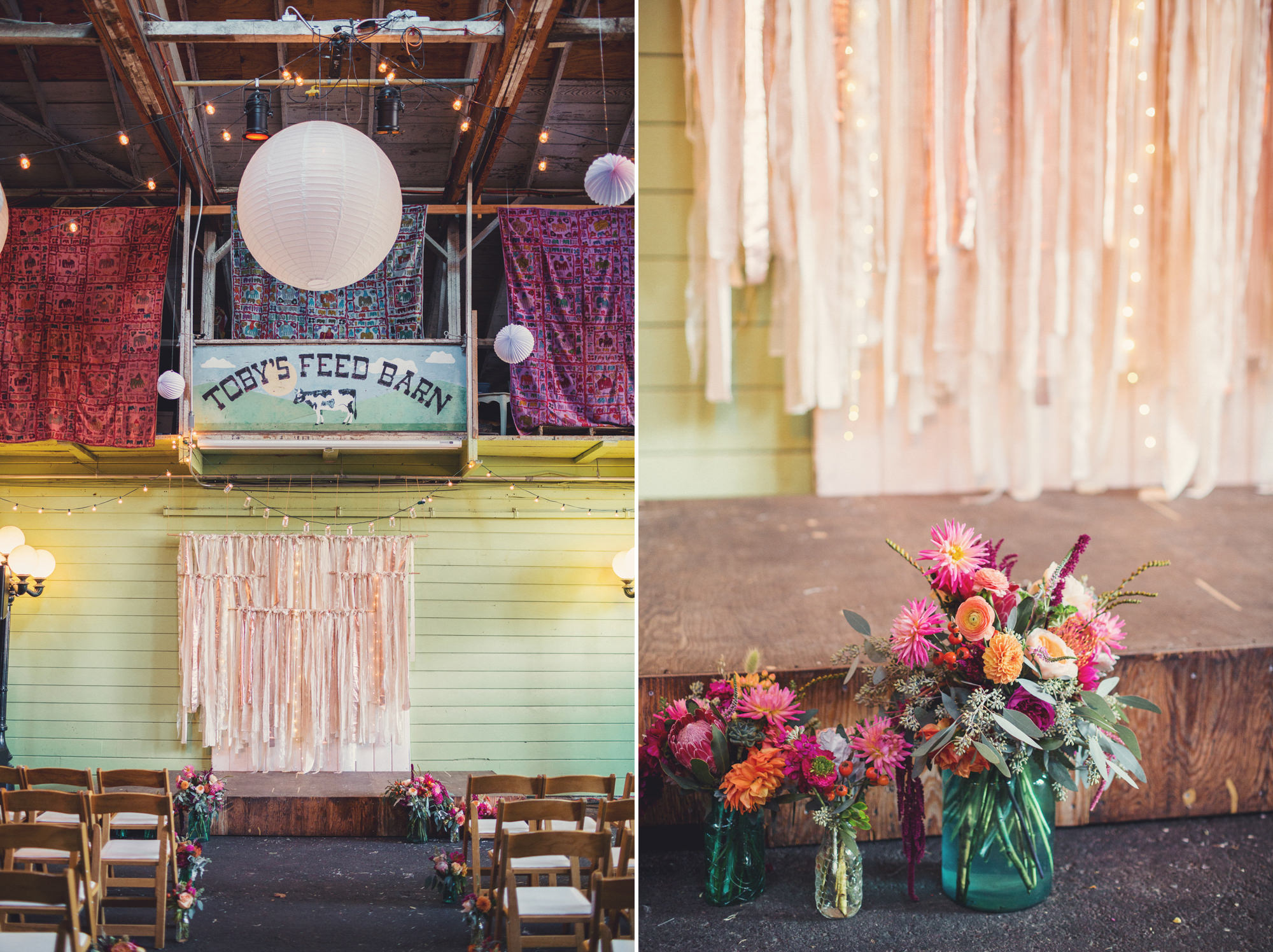 Toby's Feed Barn Wedding ©Anne-Claire Brun 72