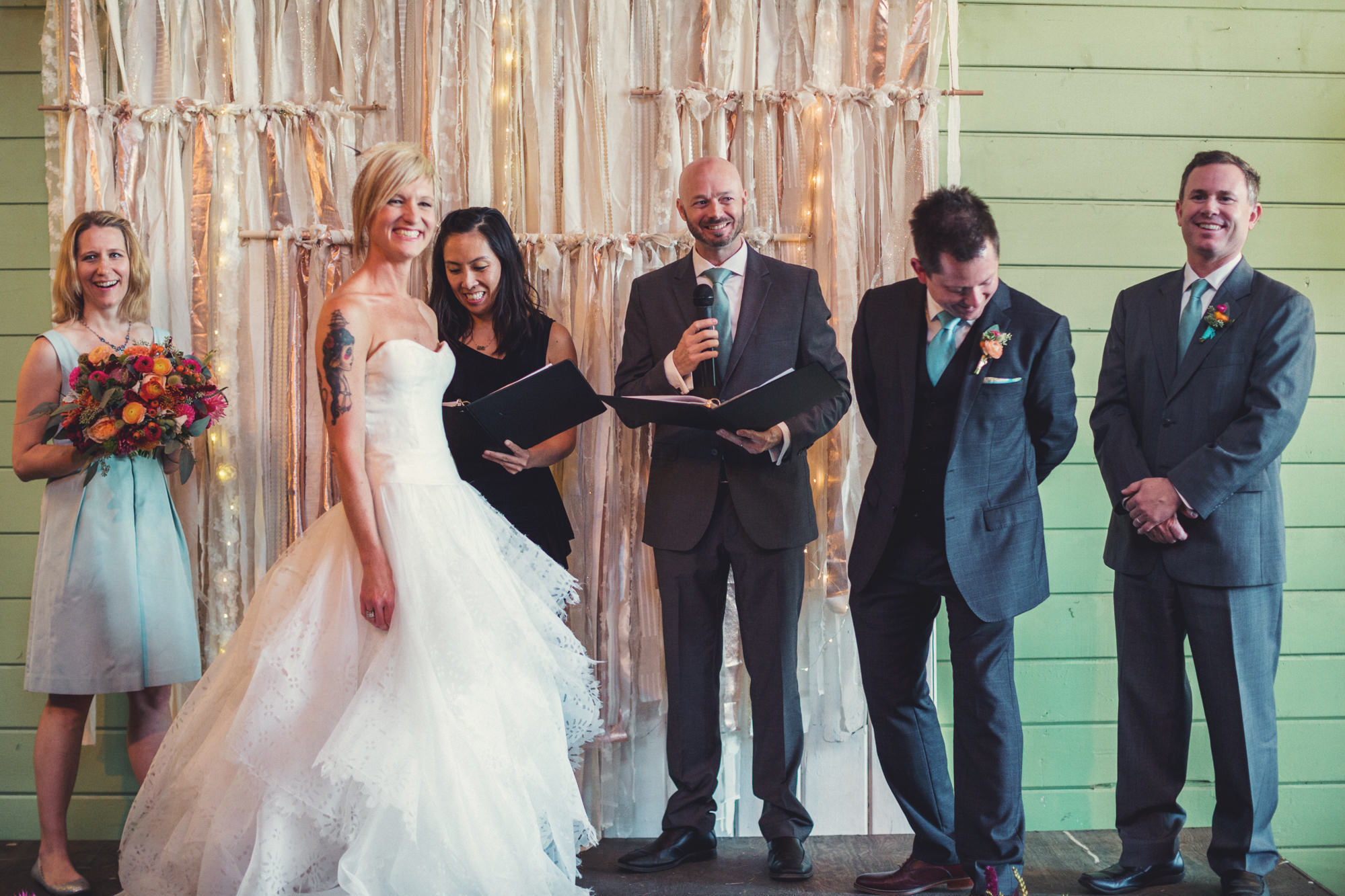 Toby's Feed Barn Wedding ©Anne-Claire Brun 78
