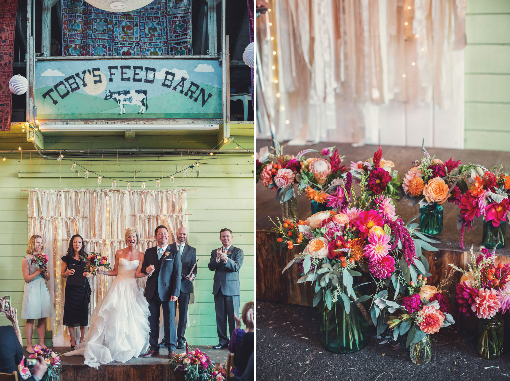 Toby's Feed Barn Wedding ©Anne-Claire Brun 79