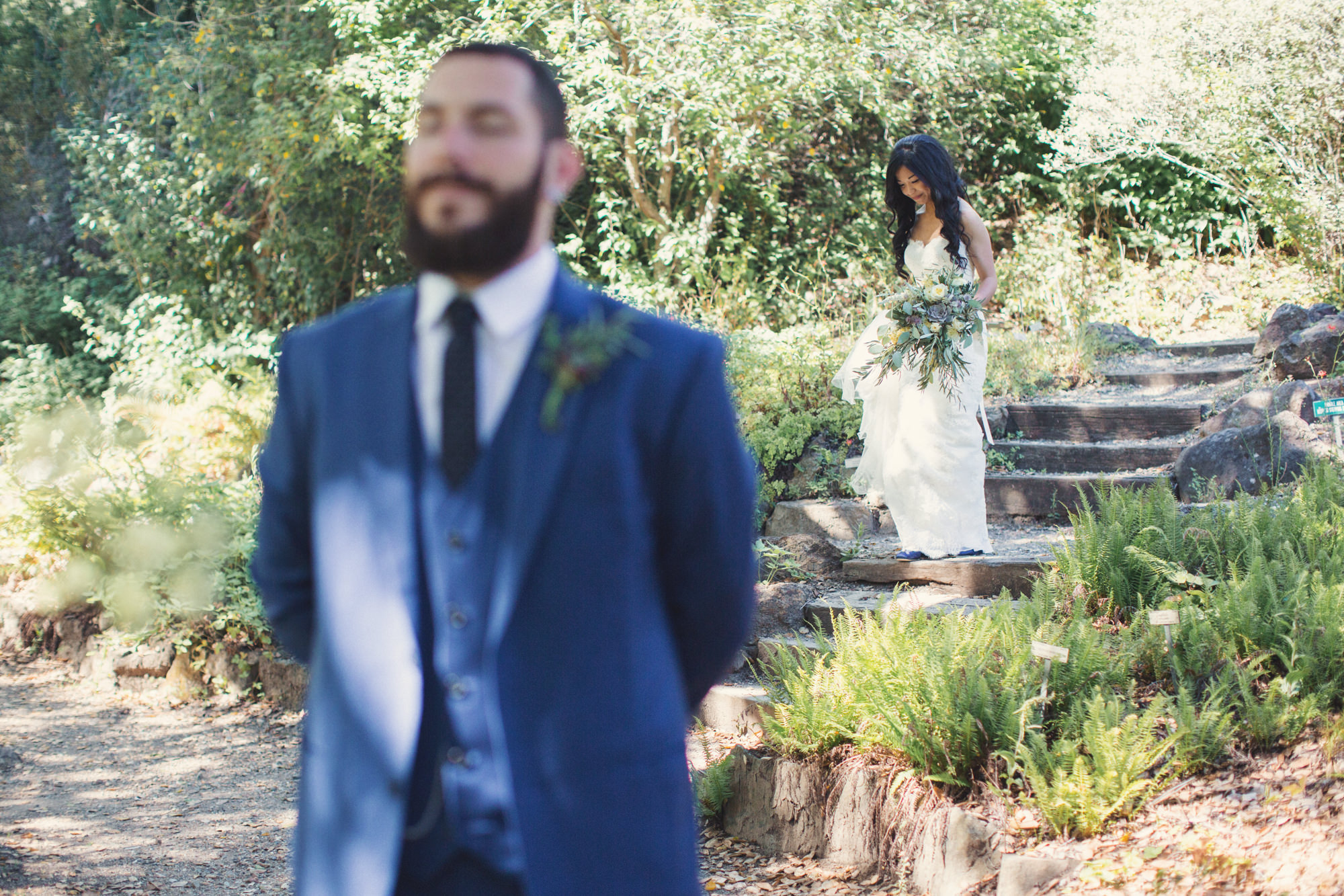 Berkeley Botanical Garden Wedding ©Anne-Claire Brun 0016