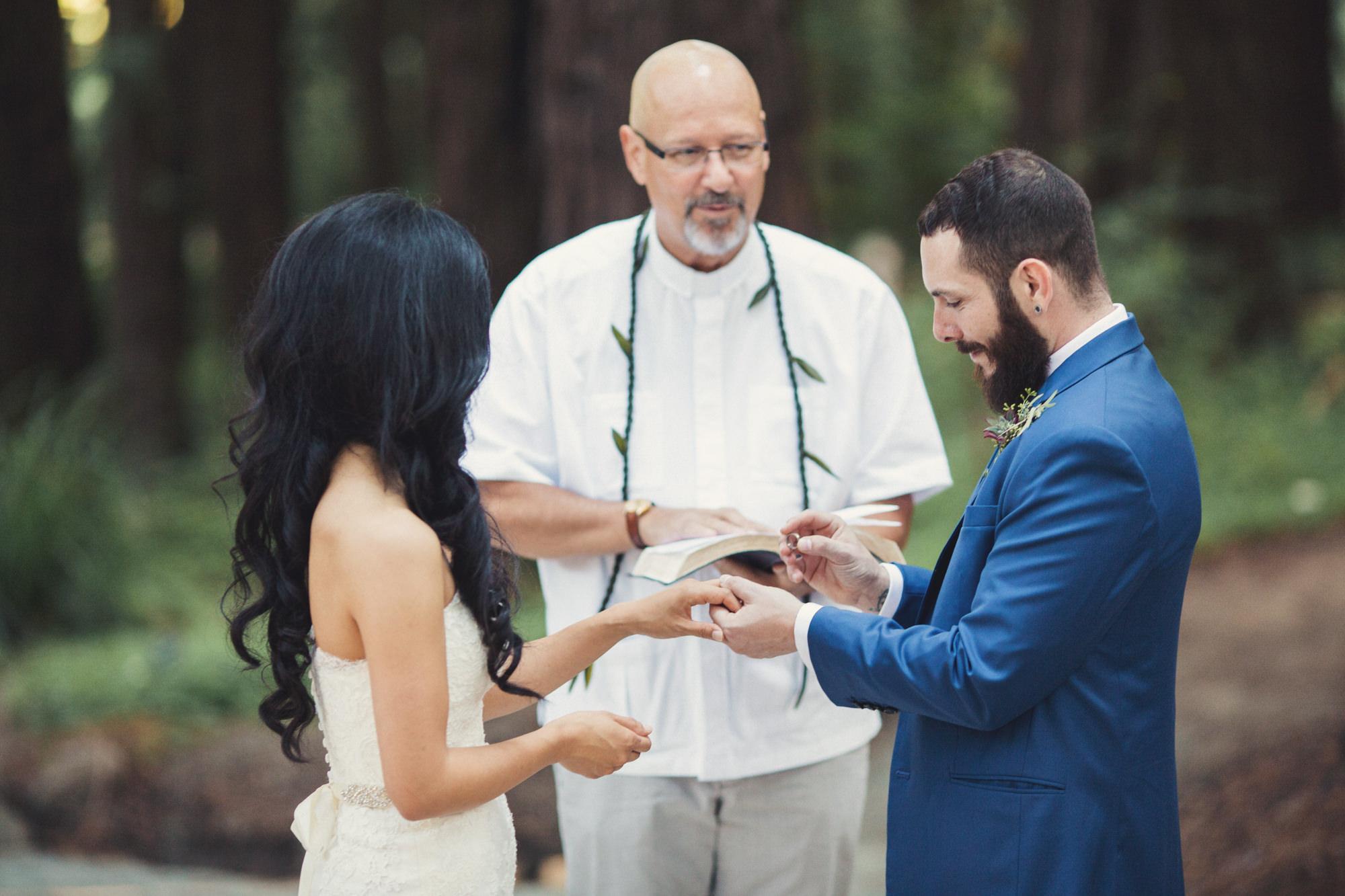 Berkeley Botanical Garden Wedding ©Anne-Claire Brun 0028