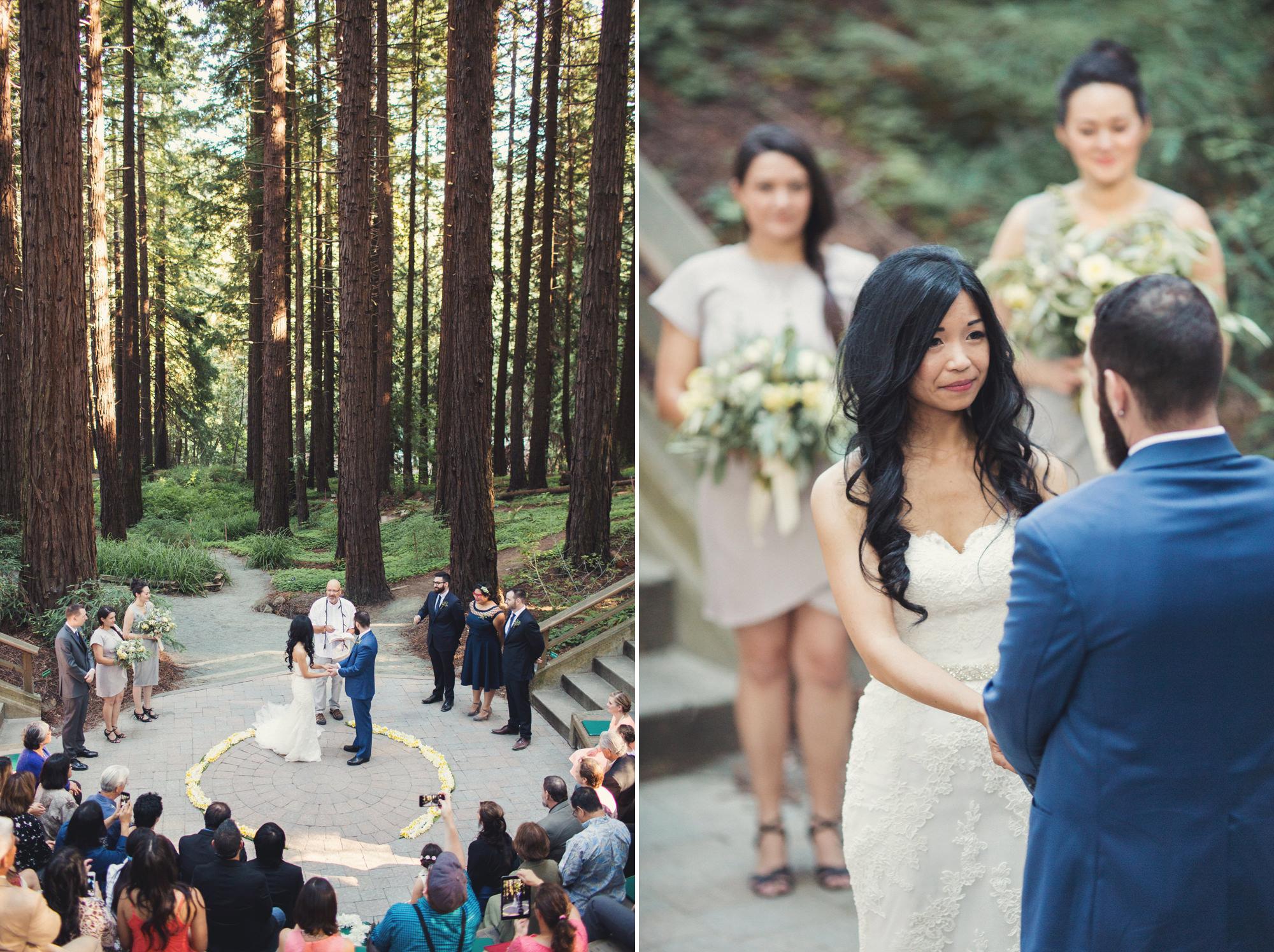 Berkeley Botanical Garden Wedding ©Anne-Claire Brun 0029