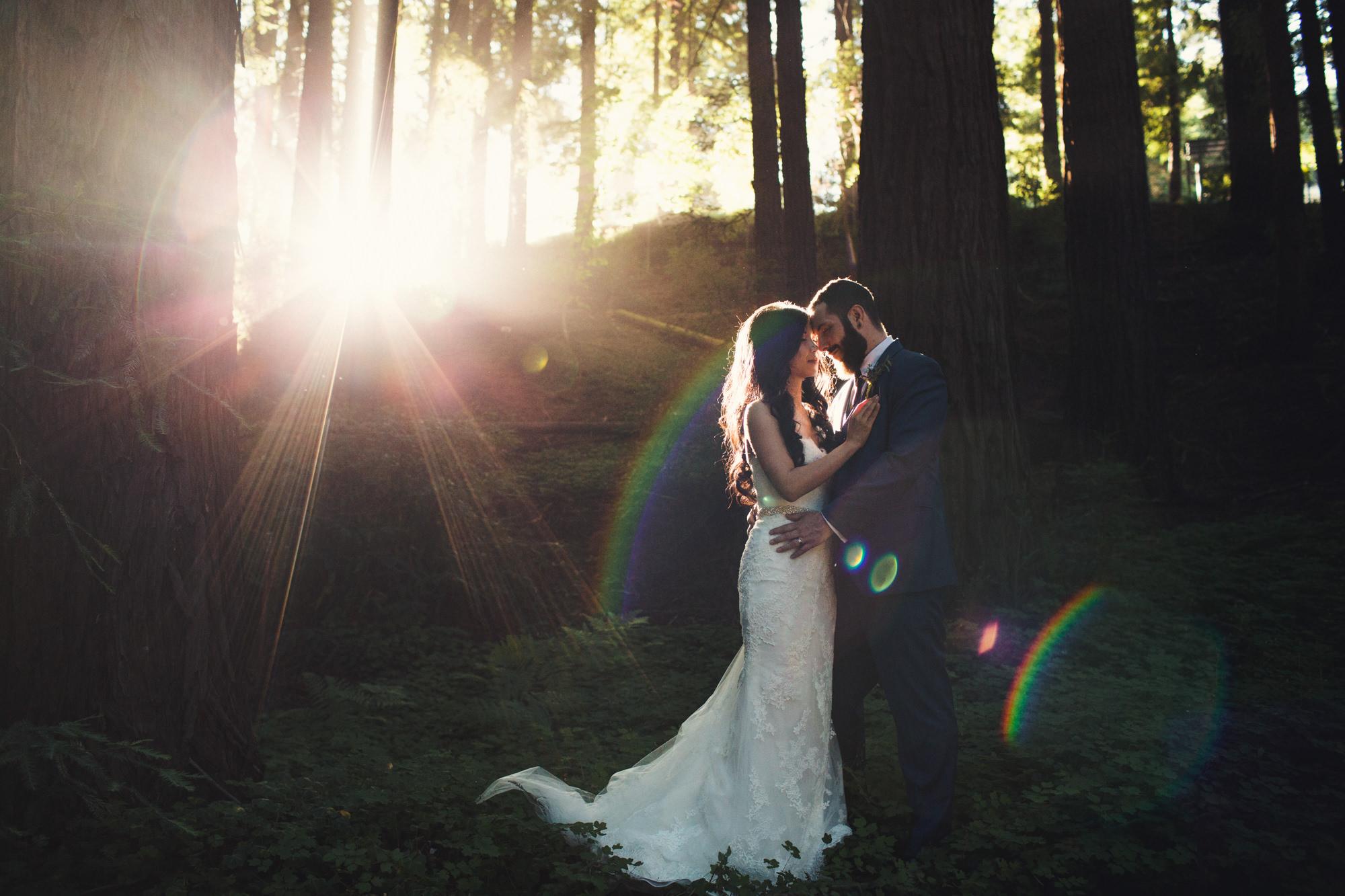 Berkeley Botanical Garden Wedding ©Anne-Claire Brun 0033
