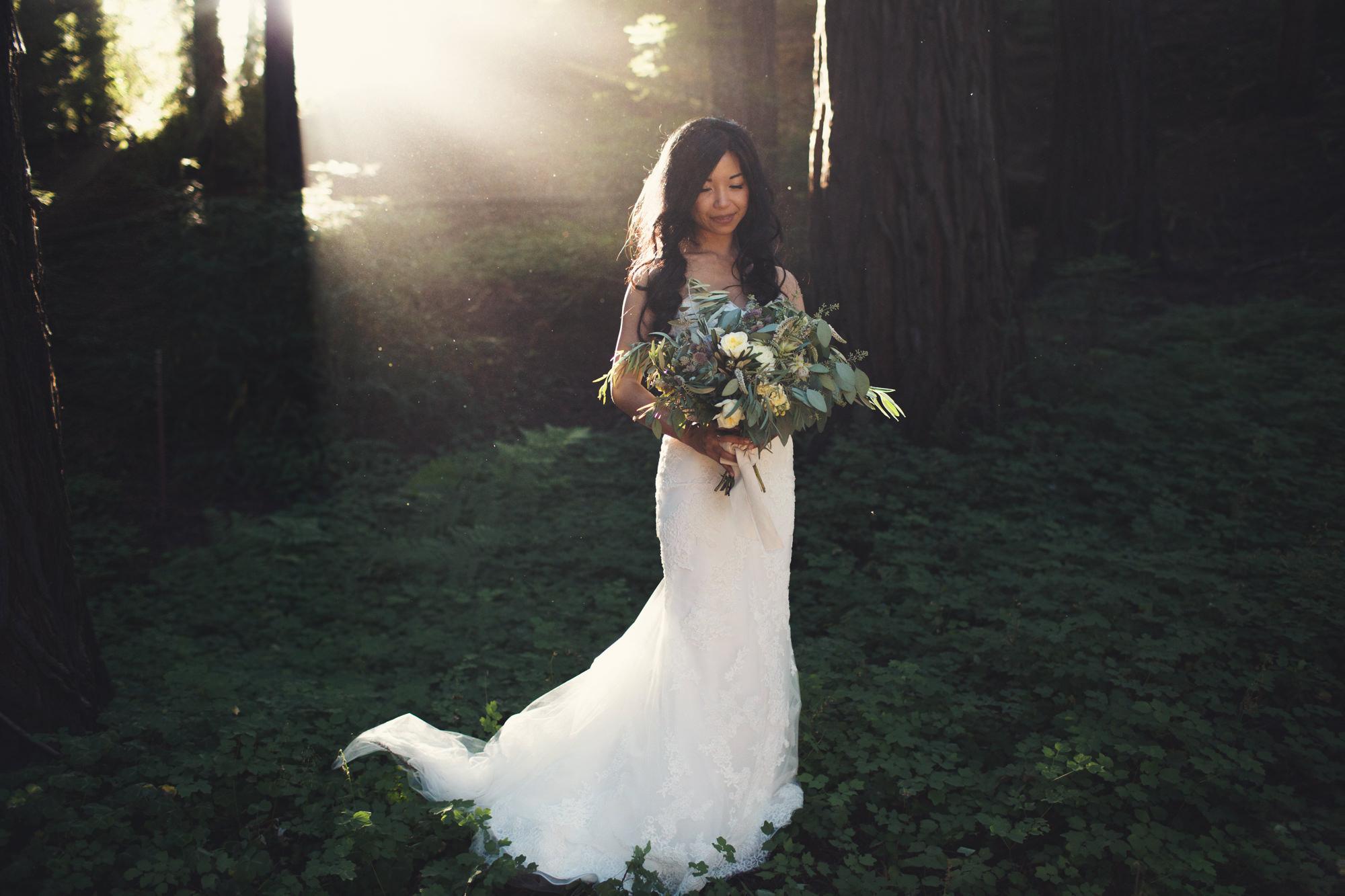 Berkeley Botanical Garden Wedding ©Anne-Claire Brun 0036
