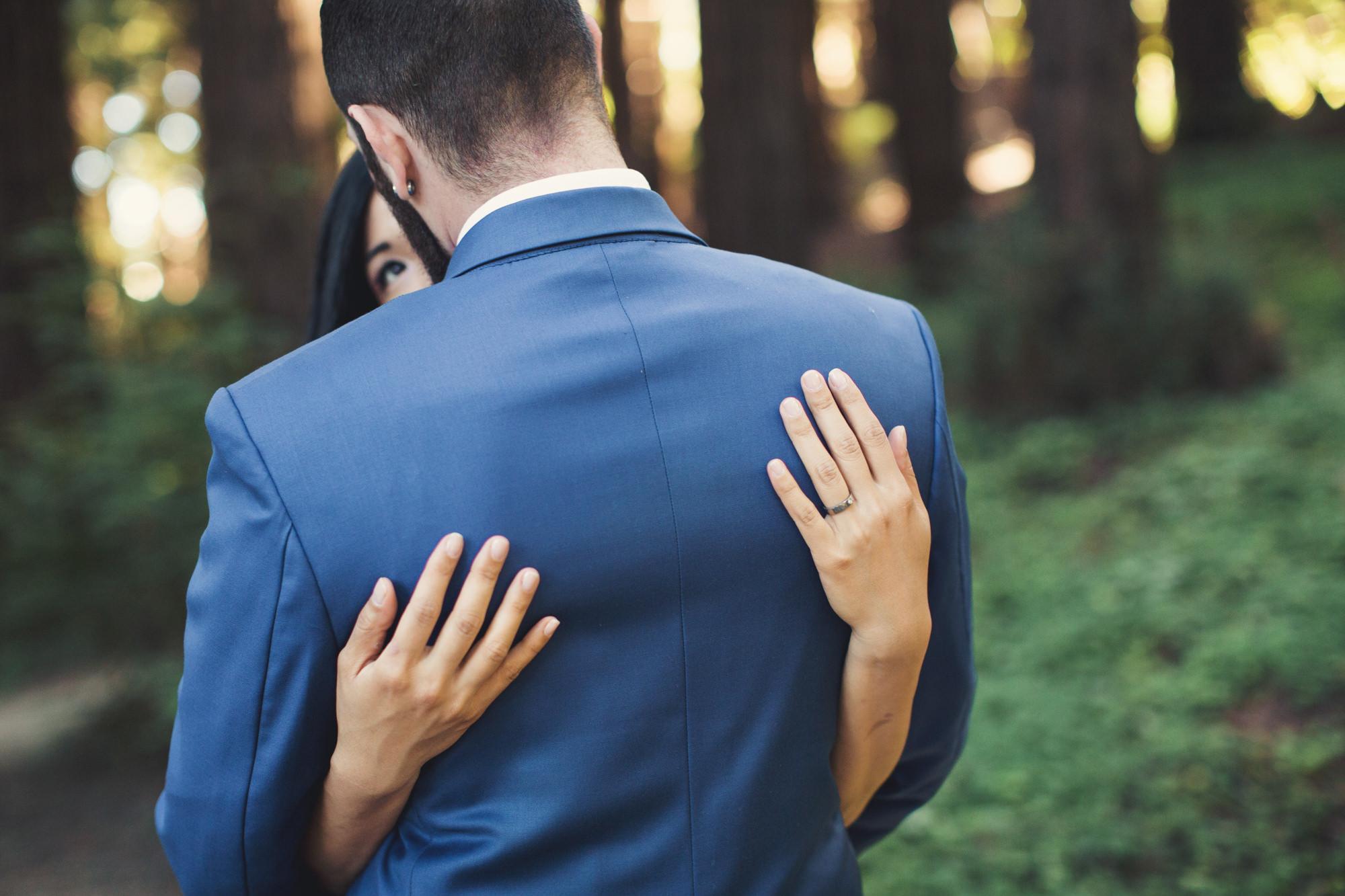 Berkeley Botanical Garden Wedding ©Anne-Claire Brun 0037