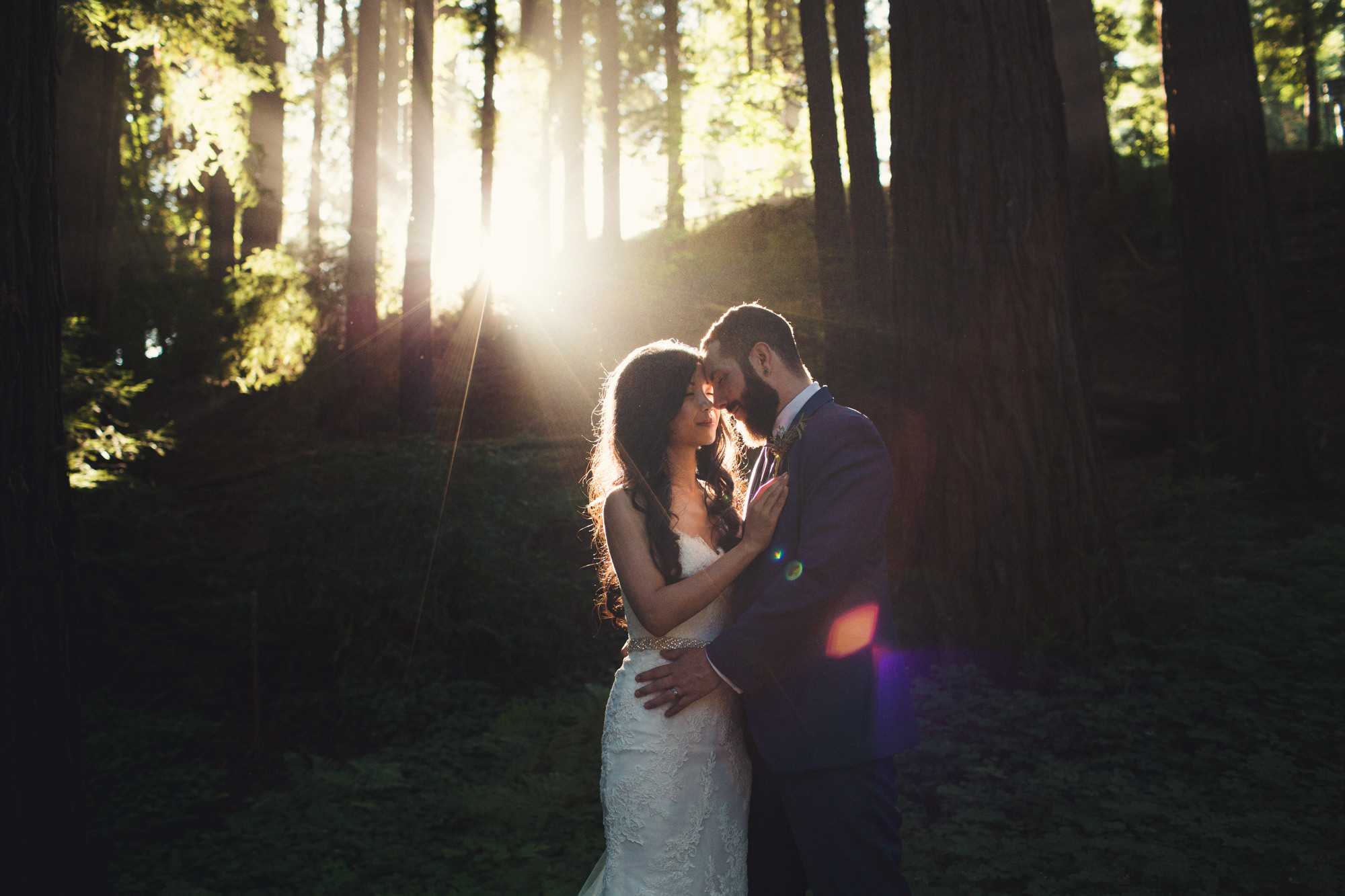 Berkeley Botanical Garden Wedding ©Anne-Claire Brun 0040