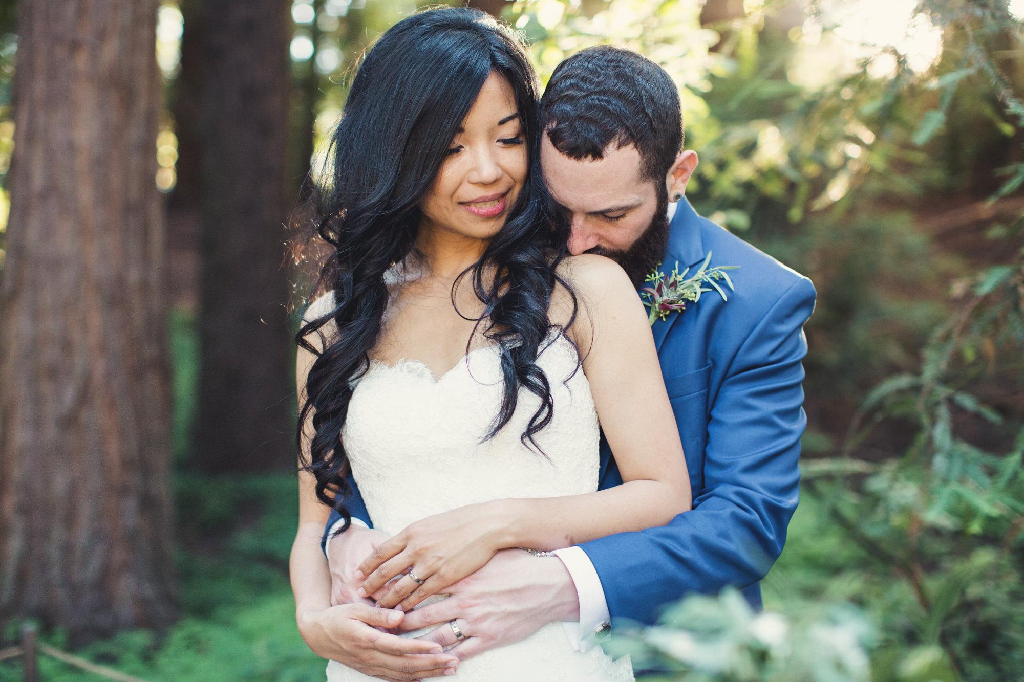 Berkeley Botanical Garden Wedding ©Anne-Claire Brun 0050