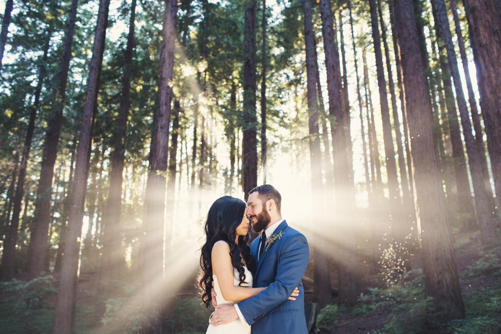 Berkeley Botanical Garden Wedding ©Anne-Claire Brun 0051