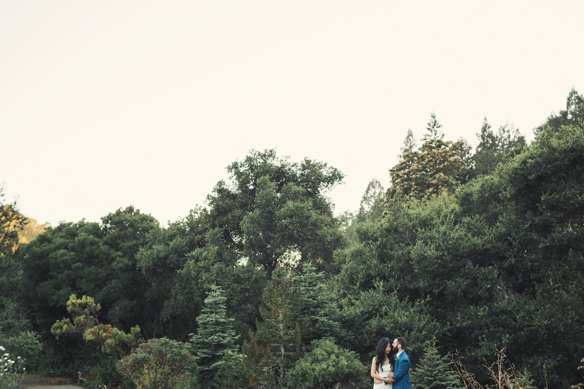 Berkeley Botanical Garden Wedding ©Anne-Claire Brun 0066