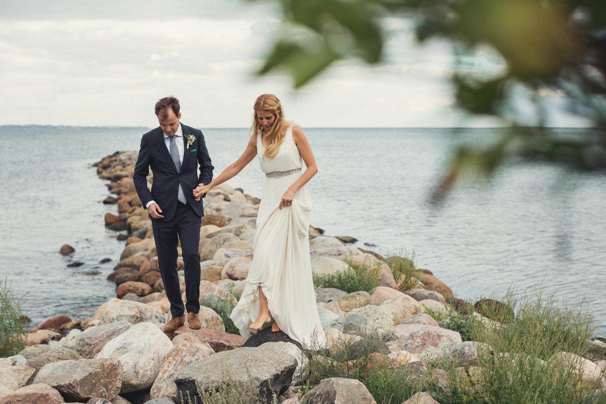 Oceanside Wedding in Denmark ©Anne-Claire Brun 0052