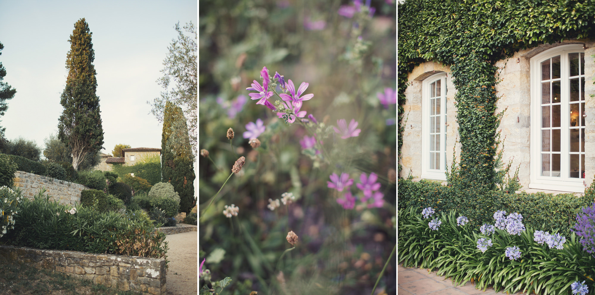 Romantic Wedding on the French Riviera ©Anne-Claire Brun 0001