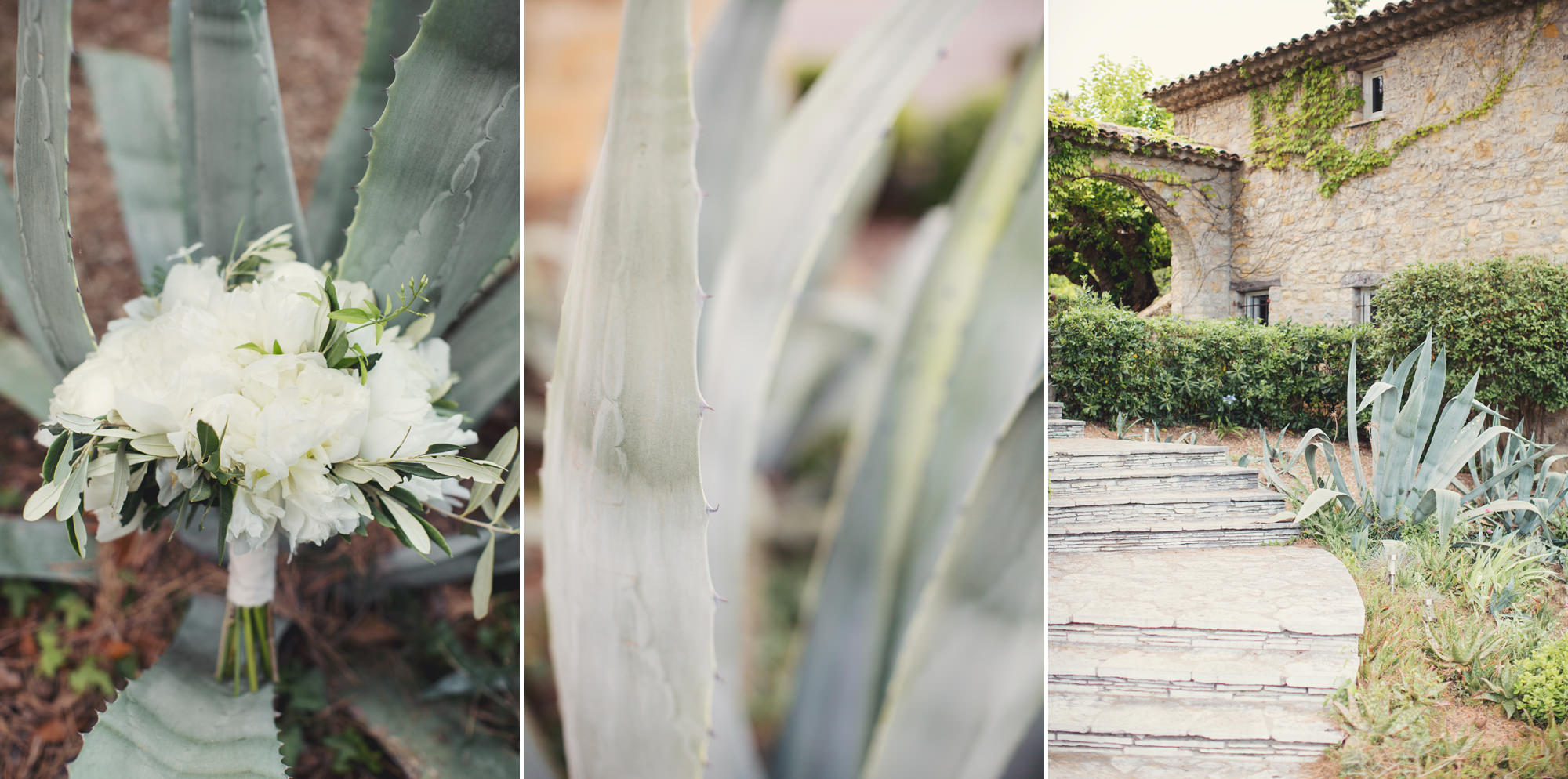 Romantic Wedding on the French Riviera ©Anne-Claire Brun 0003