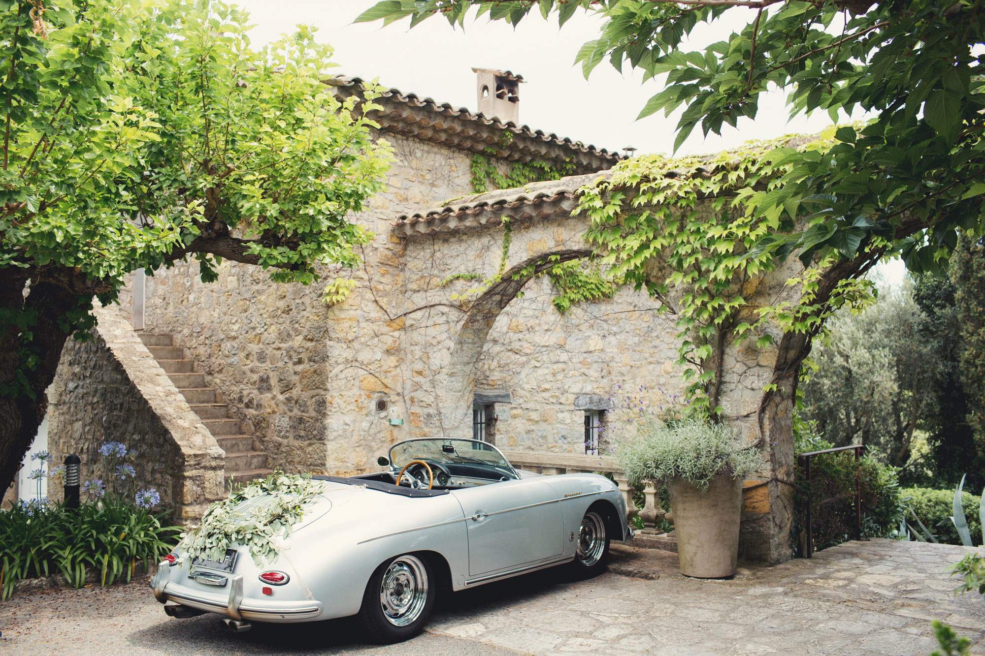 Romantic Wedding on the French Riviera ©Anne-Claire Brun 0005