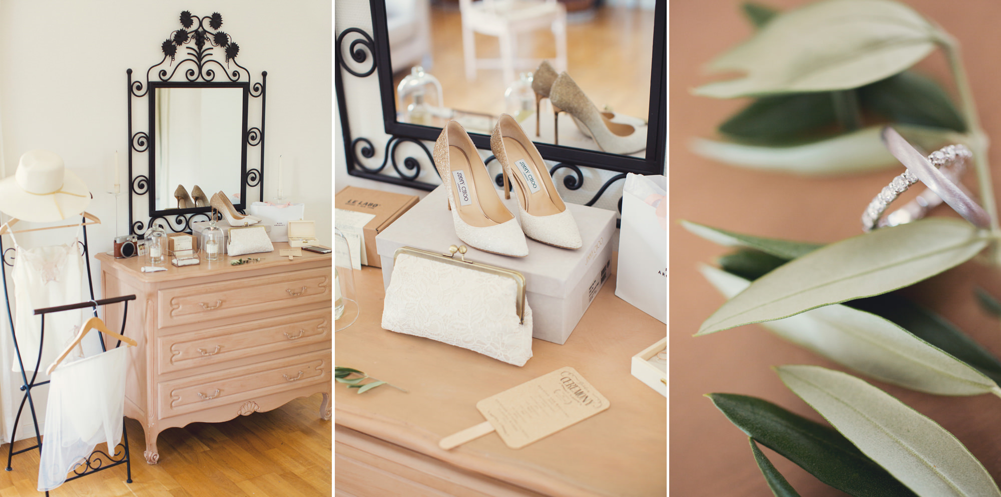 Romantic Wedding on the French Riviera ©Anne-Claire Brun 0007