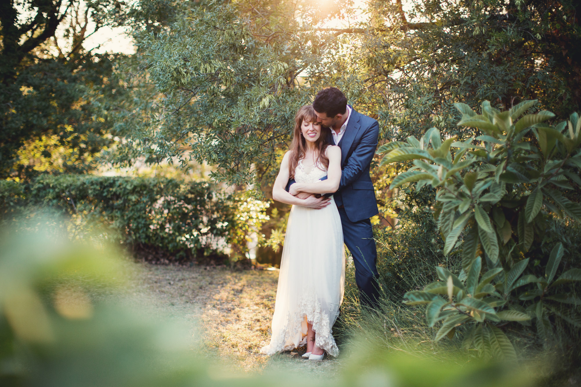 Romantic Wedding on the French Riviera ©Anne-Claire Brun 0033